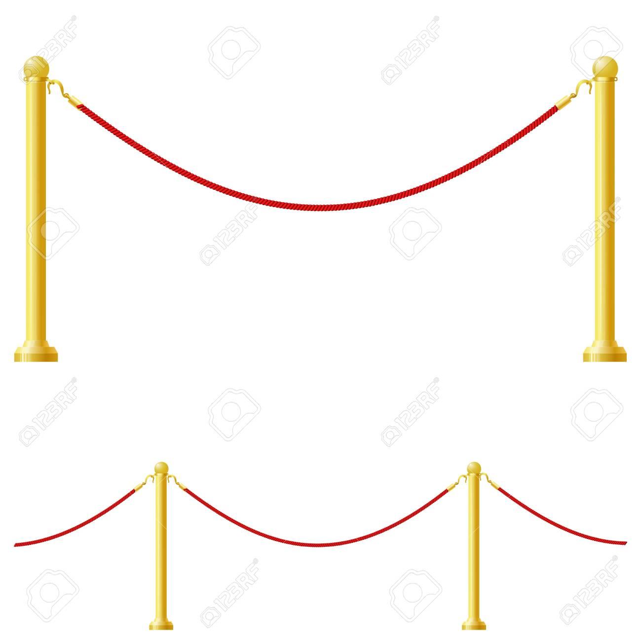 Vector illustration of a barrier Stock Vector - 11943099