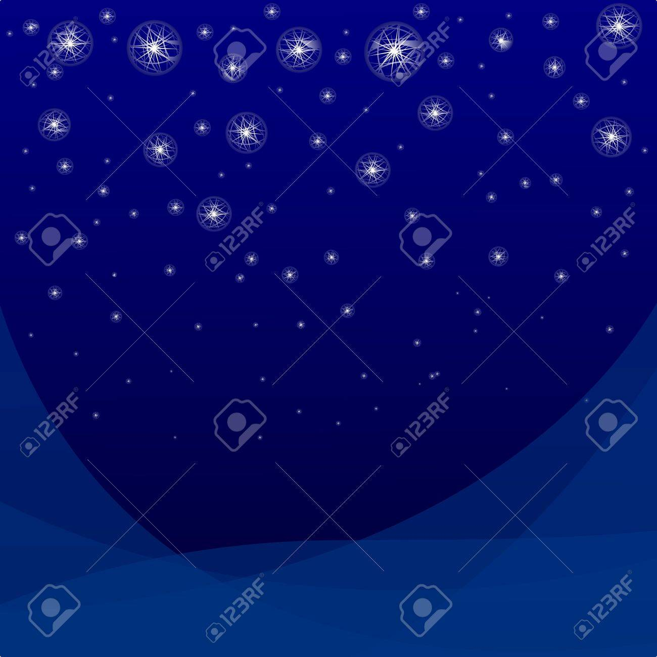 Vector  abstract star background Stock Vector - 11943100