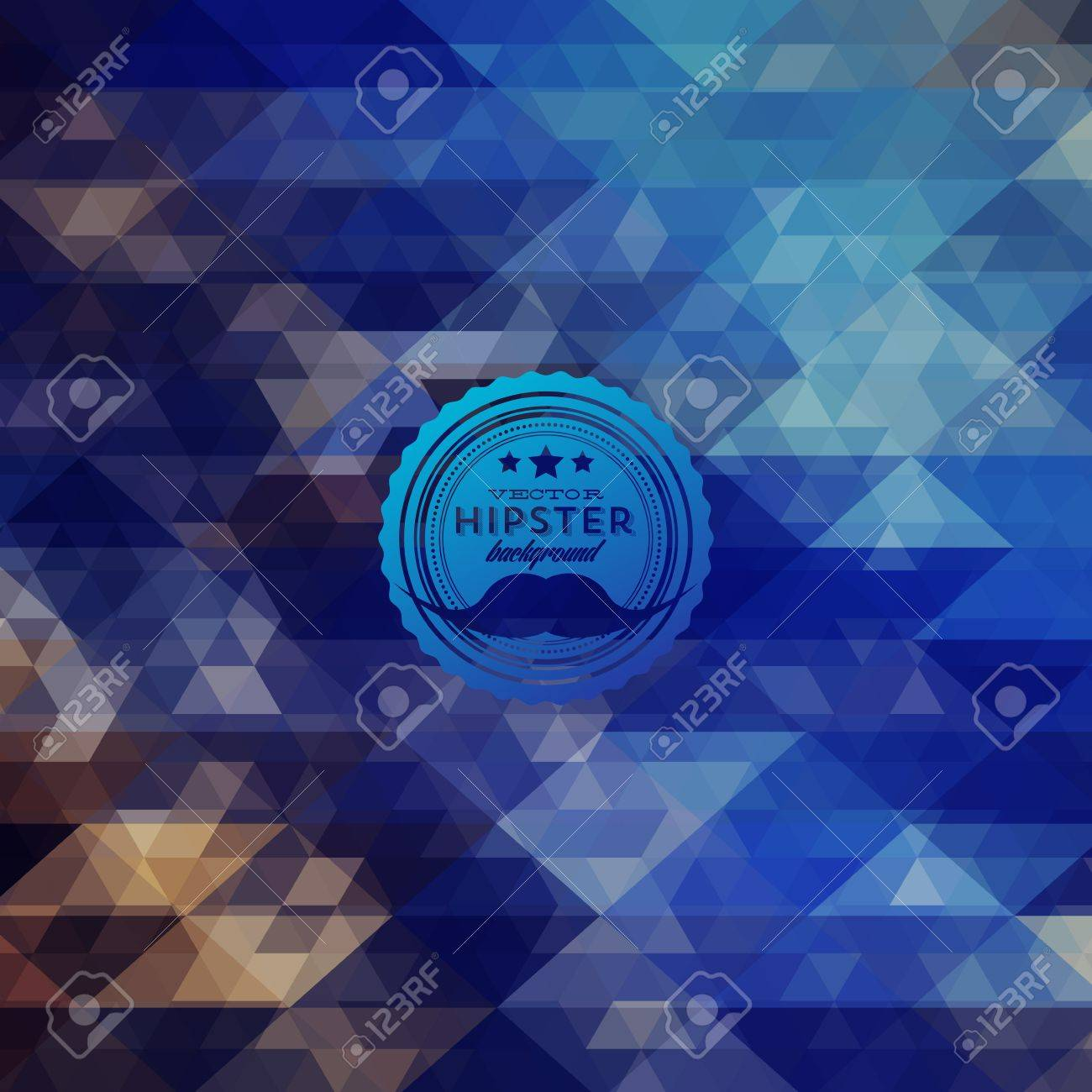 hipster theme label with mustaches royalty free cliparts vectors