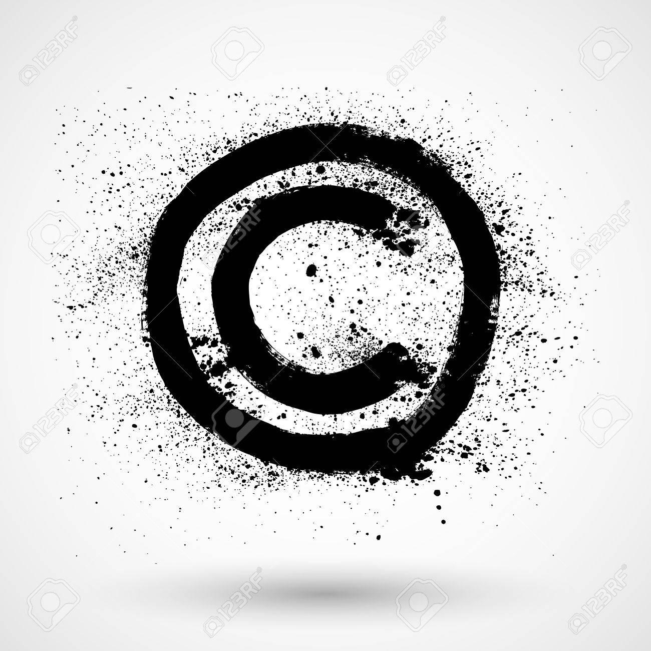 Round copyright symbol vector royalty free cliparts vectors and round copyright symbol vector stock vector 39504623 biocorpaavc