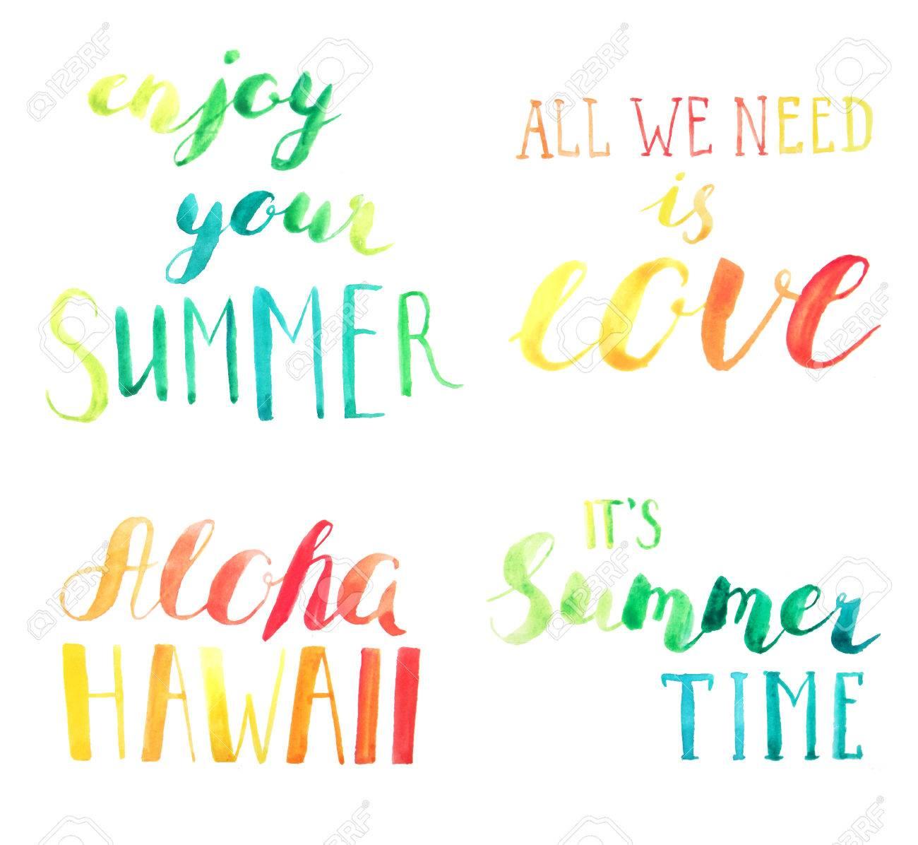 it s summer time enjoy your summer aloha hawaii all we need