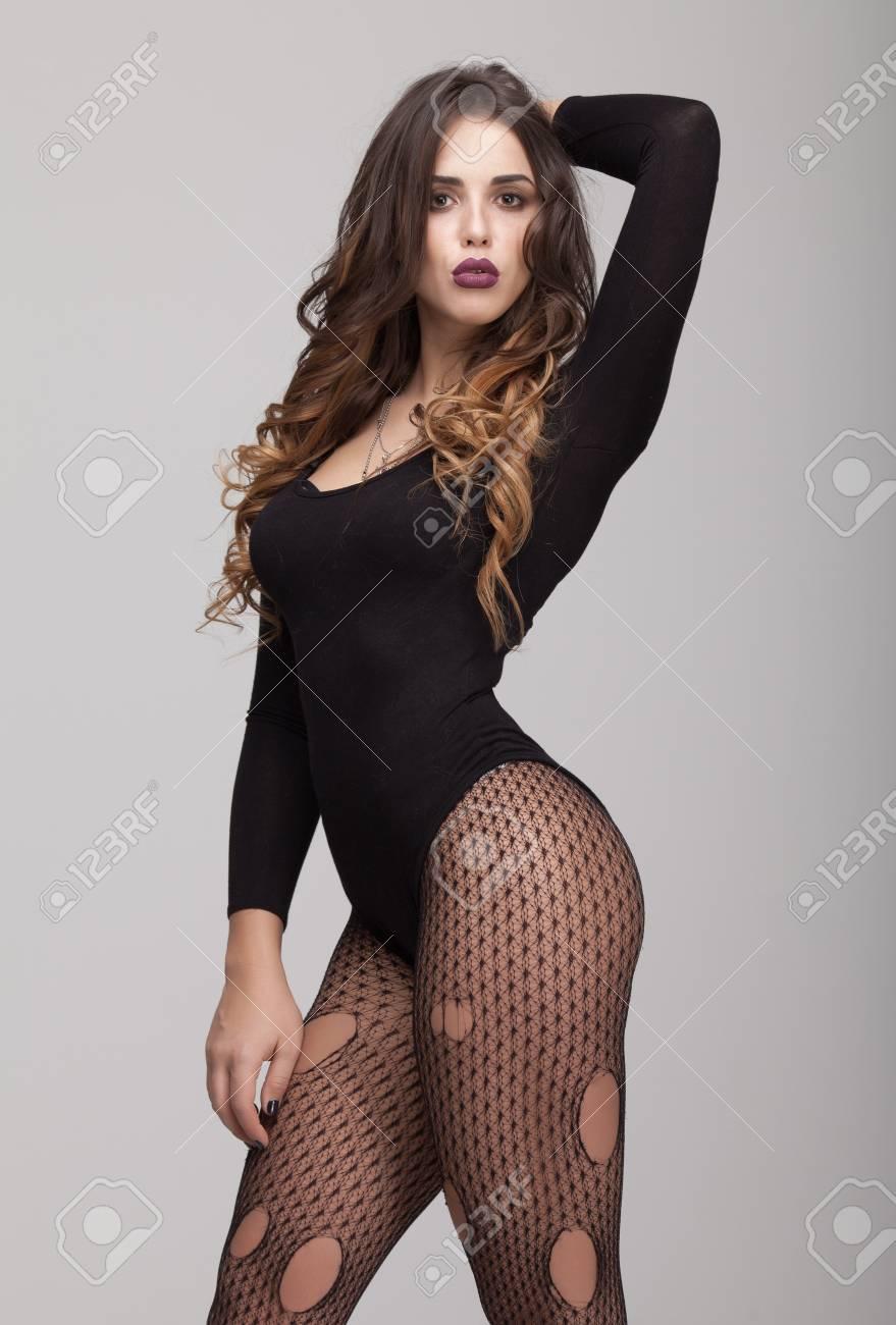 Big Black Ass In Thong