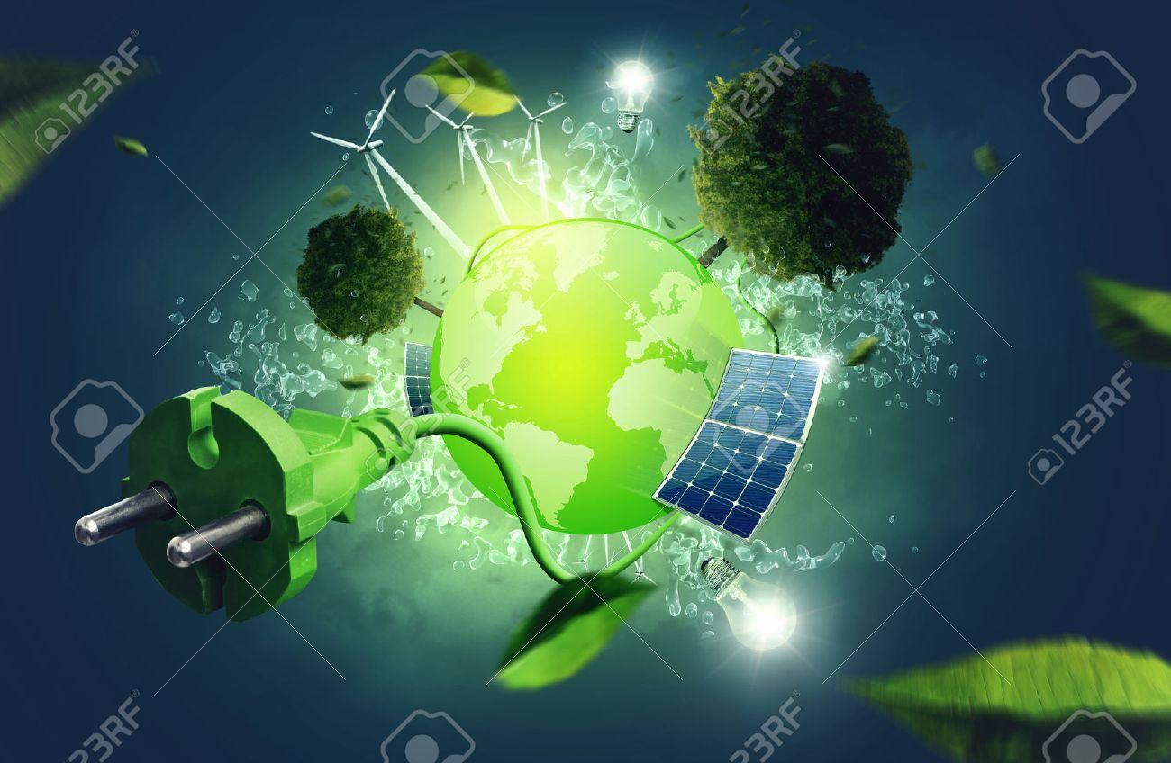 Green Energy - 28218782