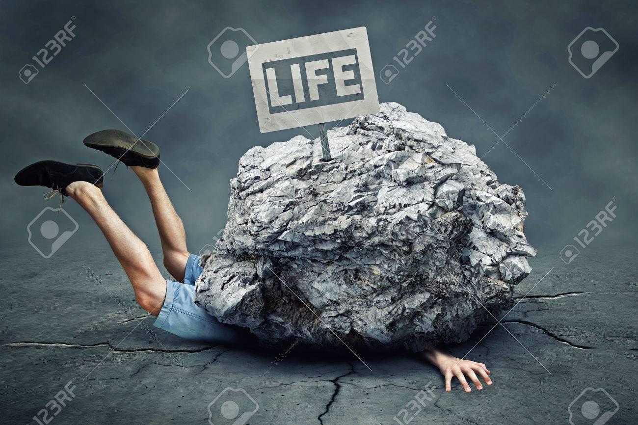 Falling Rocks - 75557442