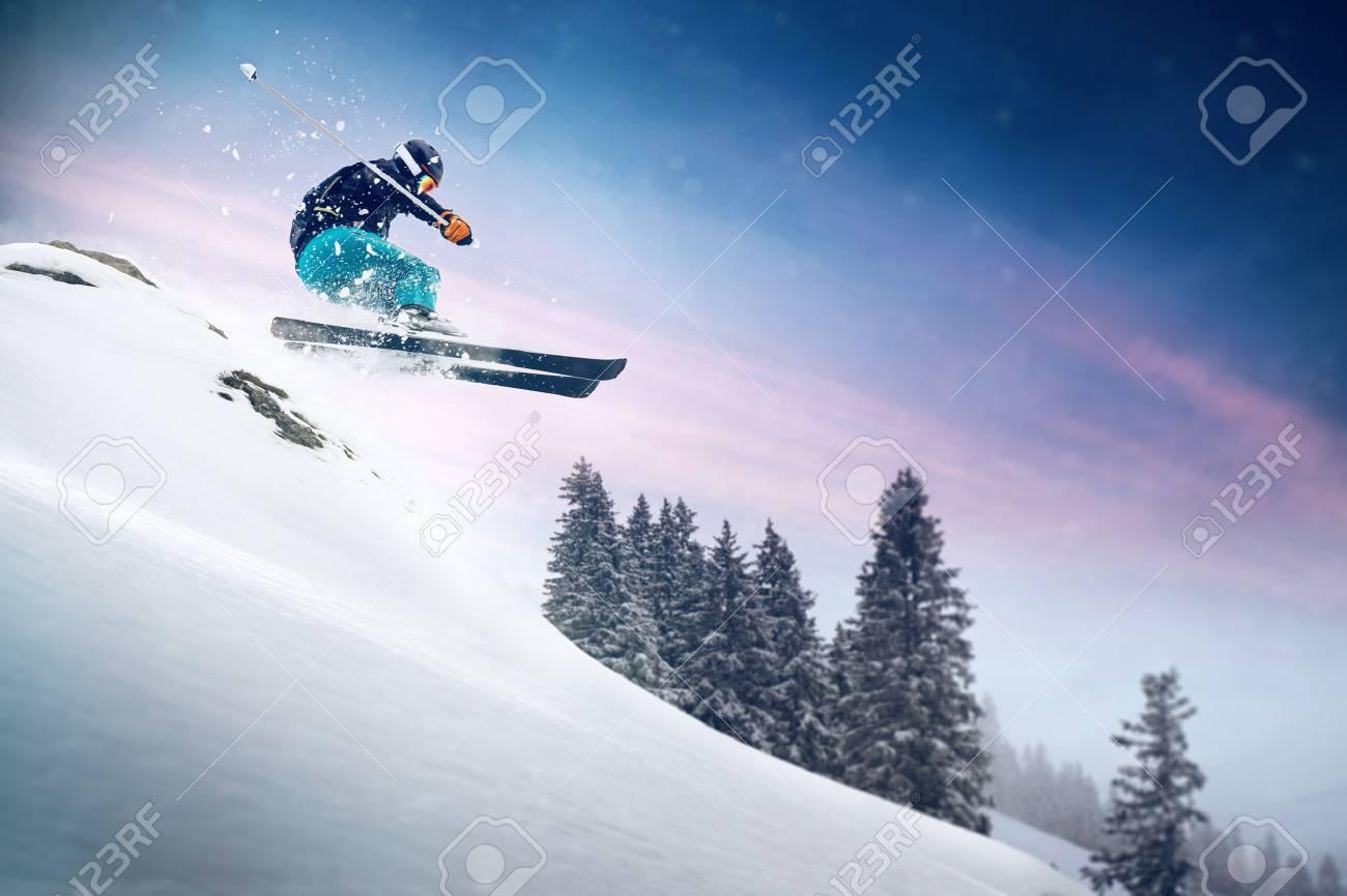 Ski Jump - 75759976