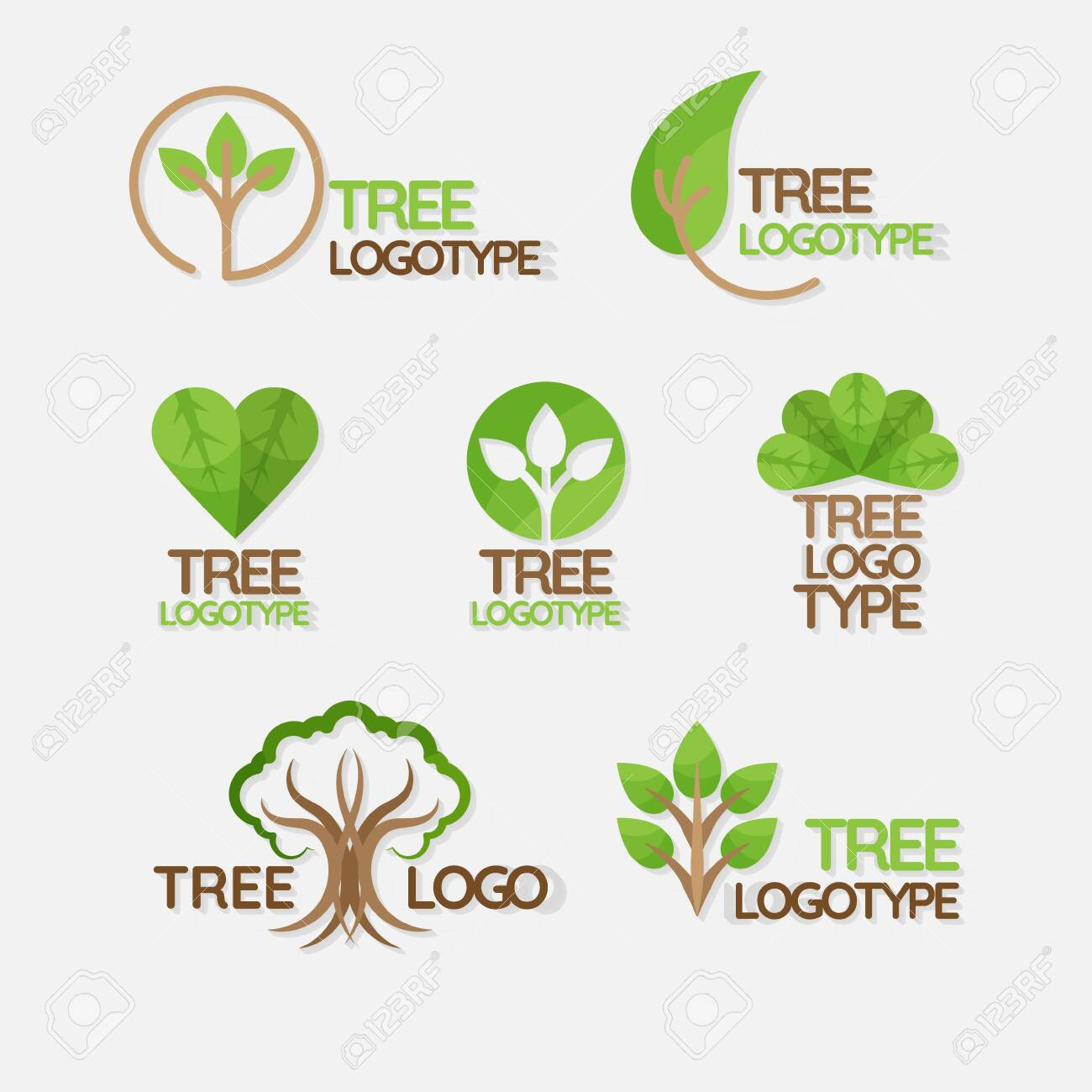 Green Planet Ecology Icons - 121288667