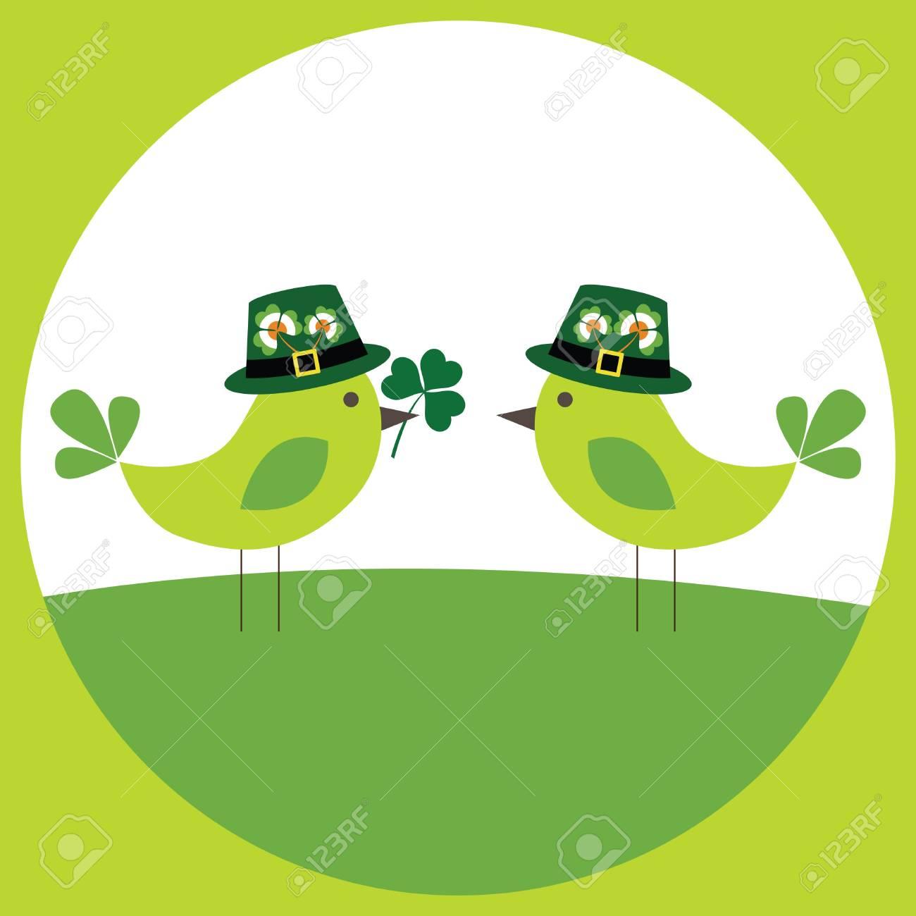 St. Patrick's day Stock Vector - 10953649