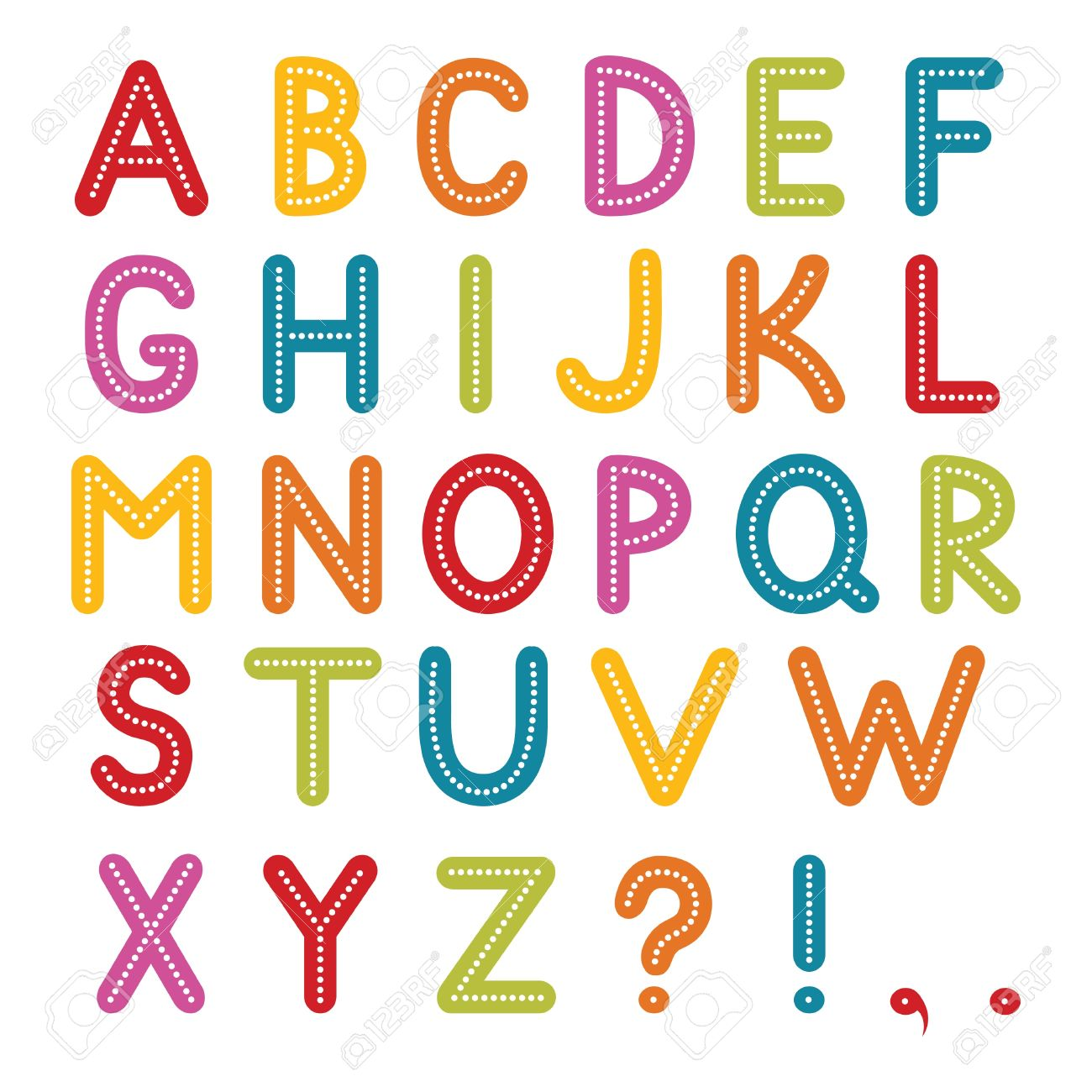 Alphabet Images font, a to z alphabet royalty free cliparts, vectors, and stock