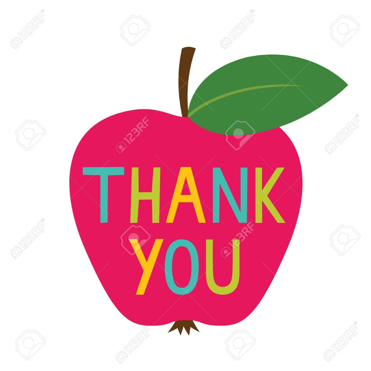 Thank you teachers day card royalty free cliparts vectors and thank you teachers day card stock vector 76759823 voltagebd Choice Image