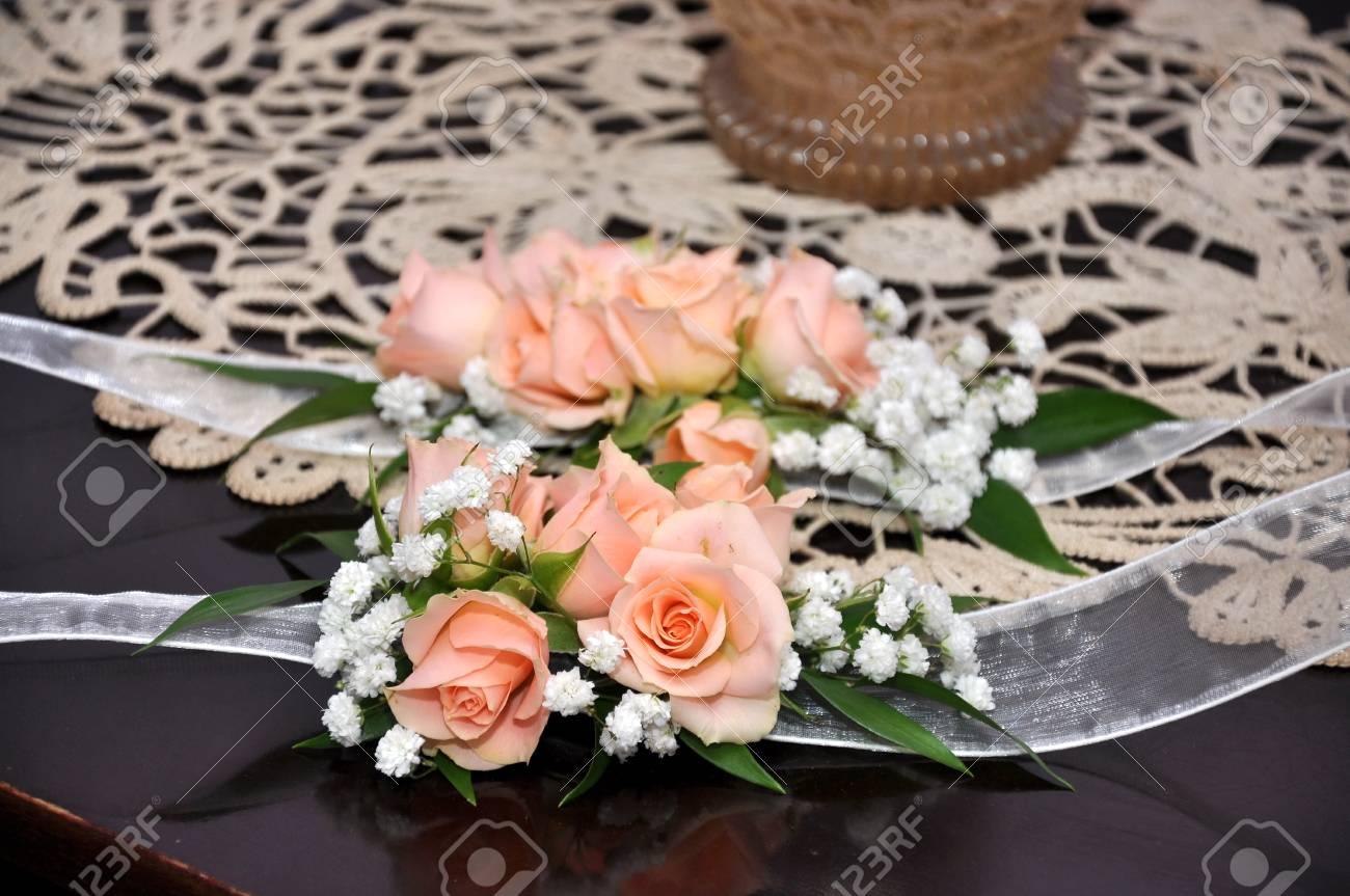 Bridesmaid Bracelet,Bridesmaid\'s Flowers,bridesmaid With Boutonniere ...