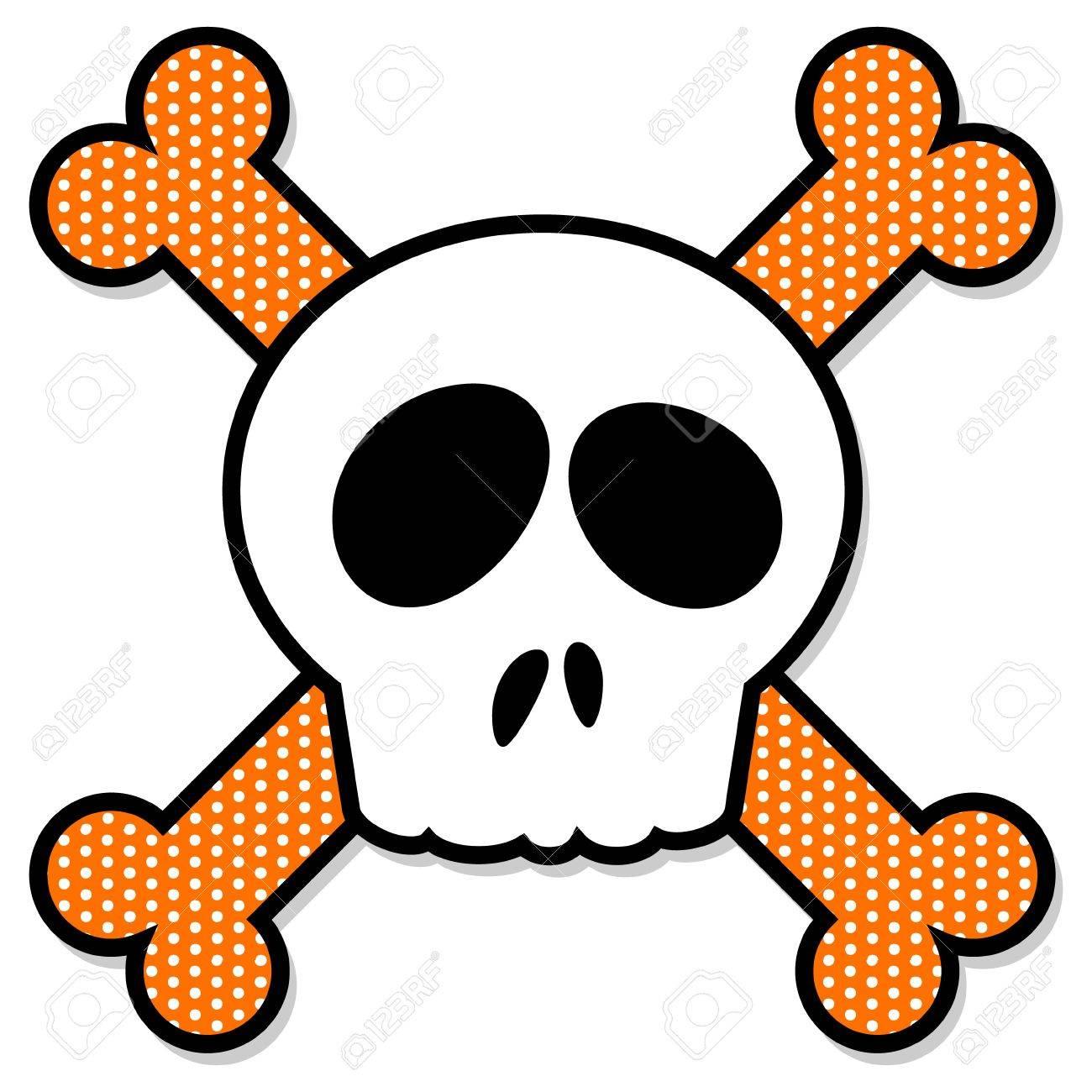 Skull and Crossbones Stock Vector - 10029864