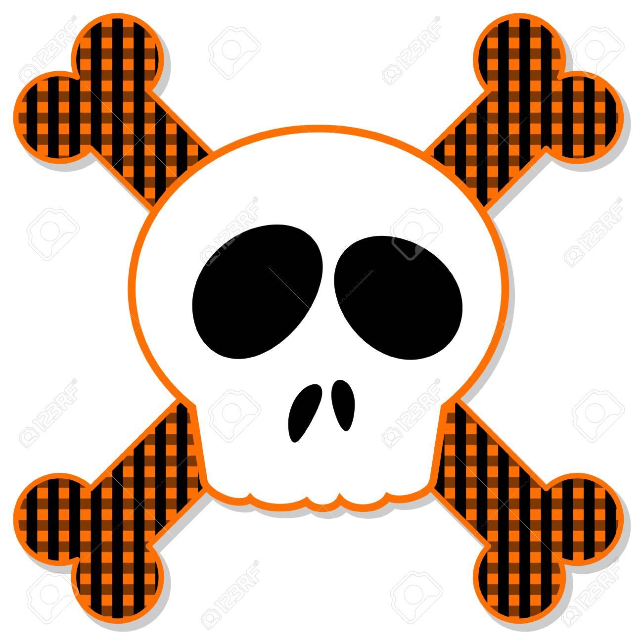 Skull and Crossbones Stock Vector - 10182075