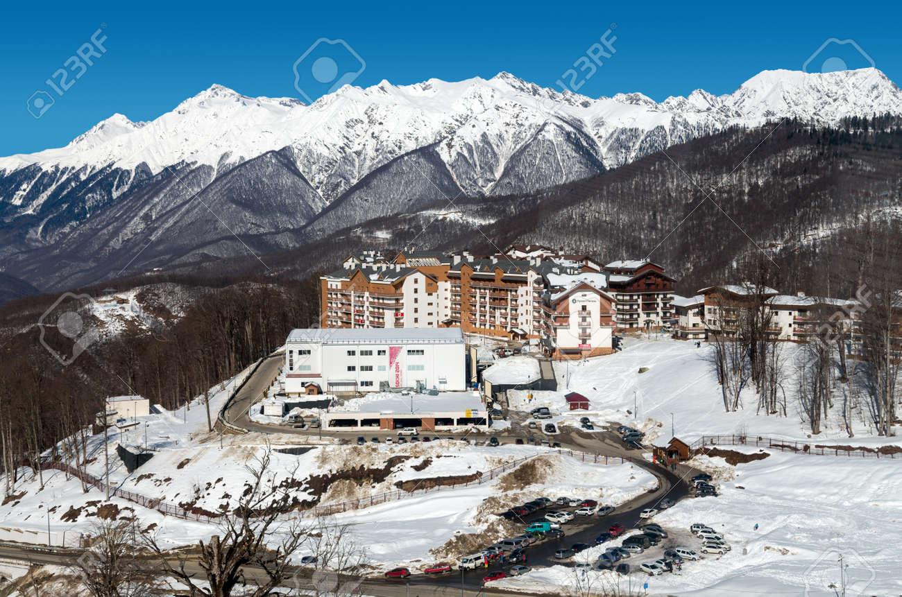 The best ski resorts of Krasnodar region 46