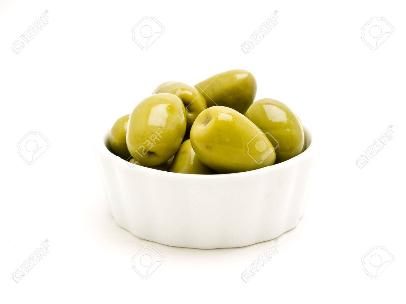 green olives Stock Photo - 4757332