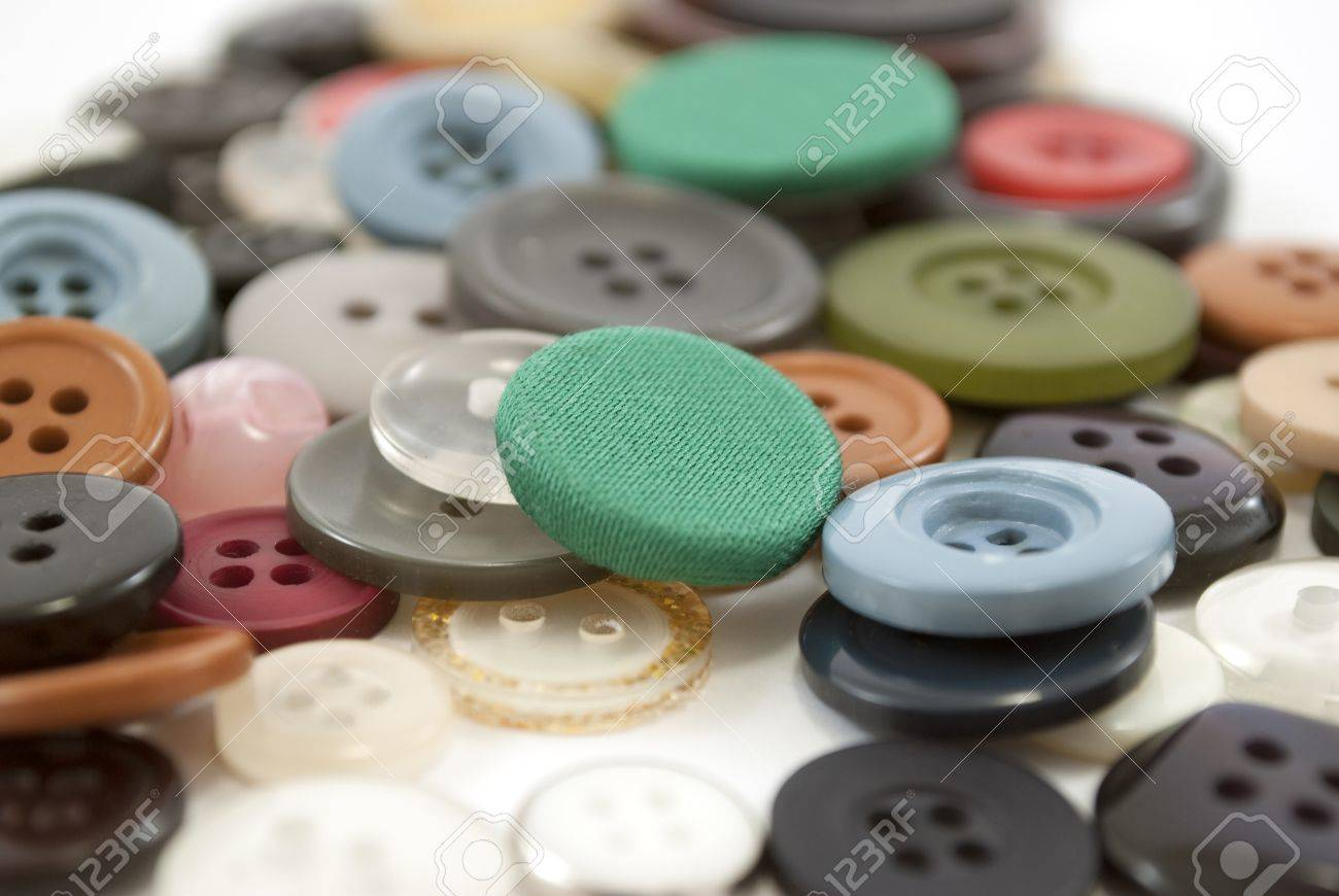 Buttons Stock Photo - 7926552