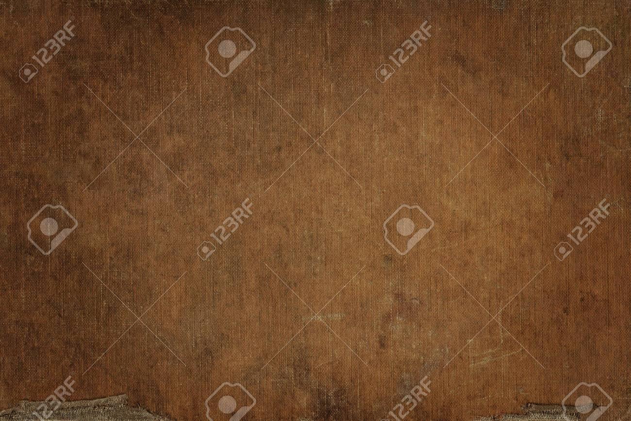 Ocher canvas grunge background texture Stock Photo - 47420732