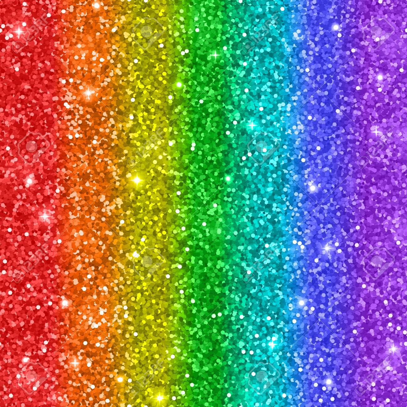 c279e856cdc0 Multicolored rainbow glitter background. Vector illustration. Stock Vector  - 91130399