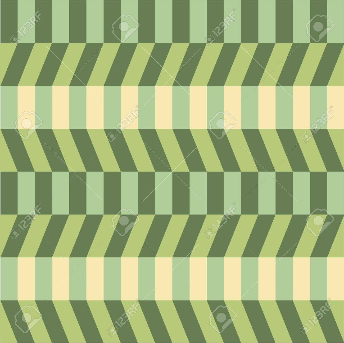 Abstract green seamless pattern Stock Vector - 15764313
