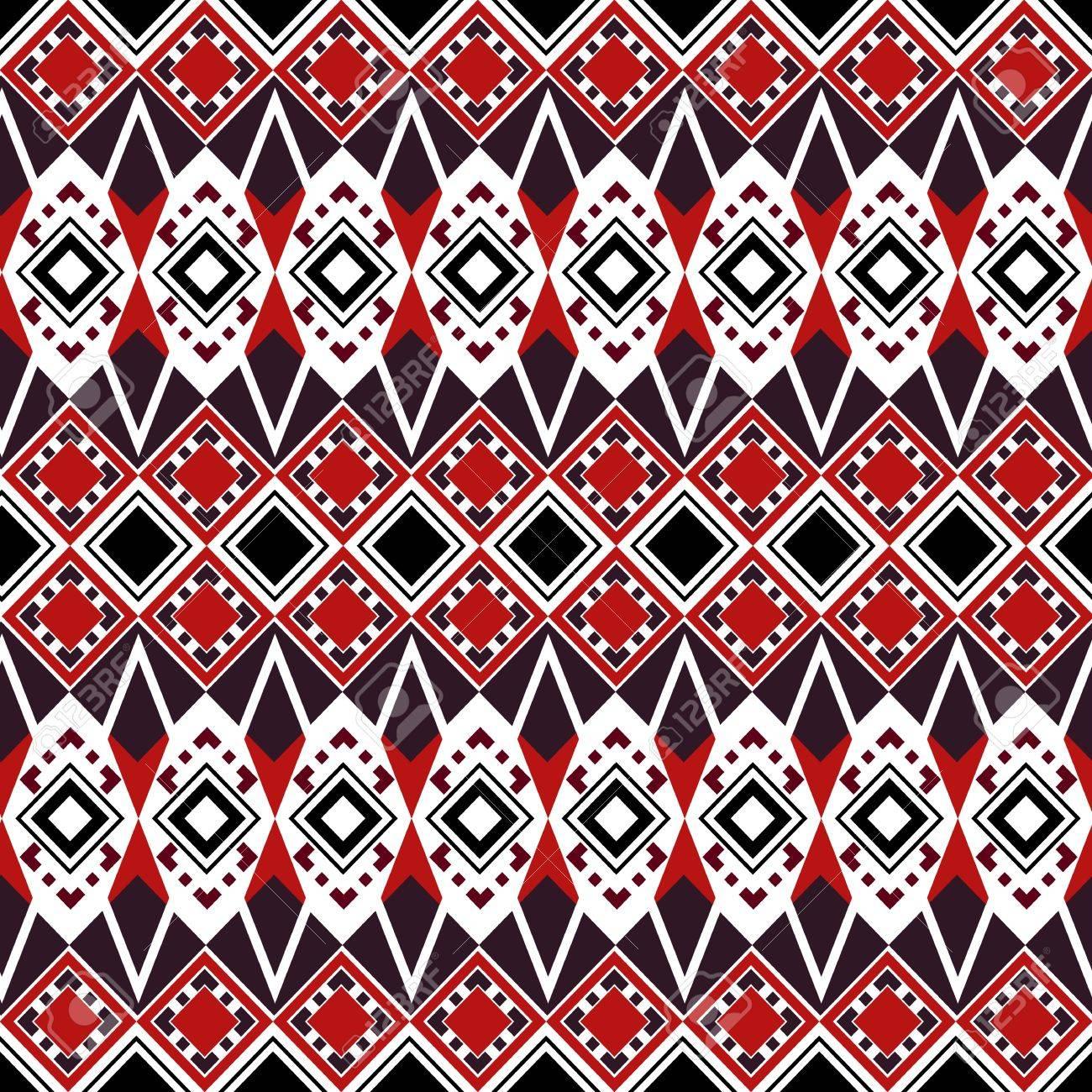 Ethnic pattern Stock Vector - 17187252