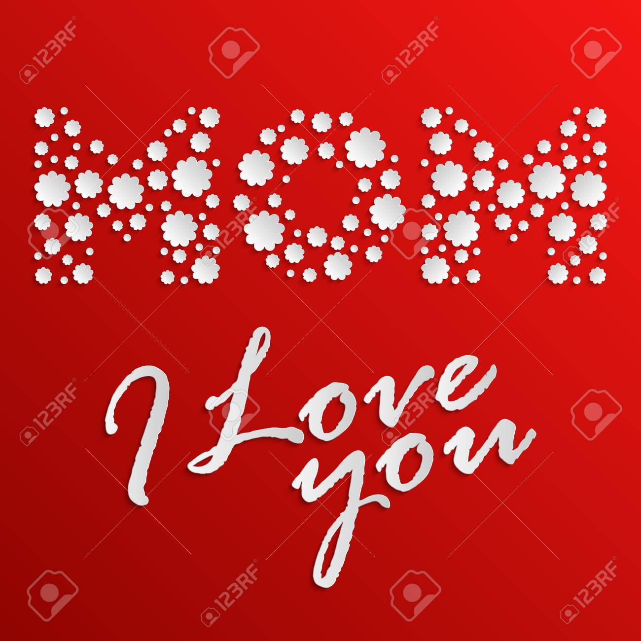 International mothers day greeting card for your design royalty international mothers day greeting card for your design stock vector 39123559 m4hsunfo