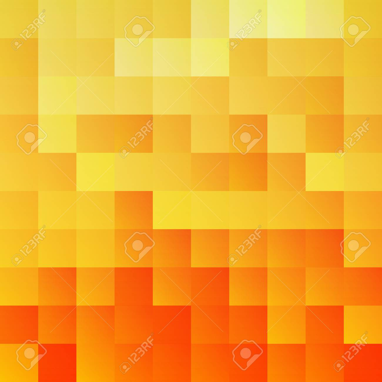 Abstract Yellow Wallpaper Pattern As A Background For Your Design