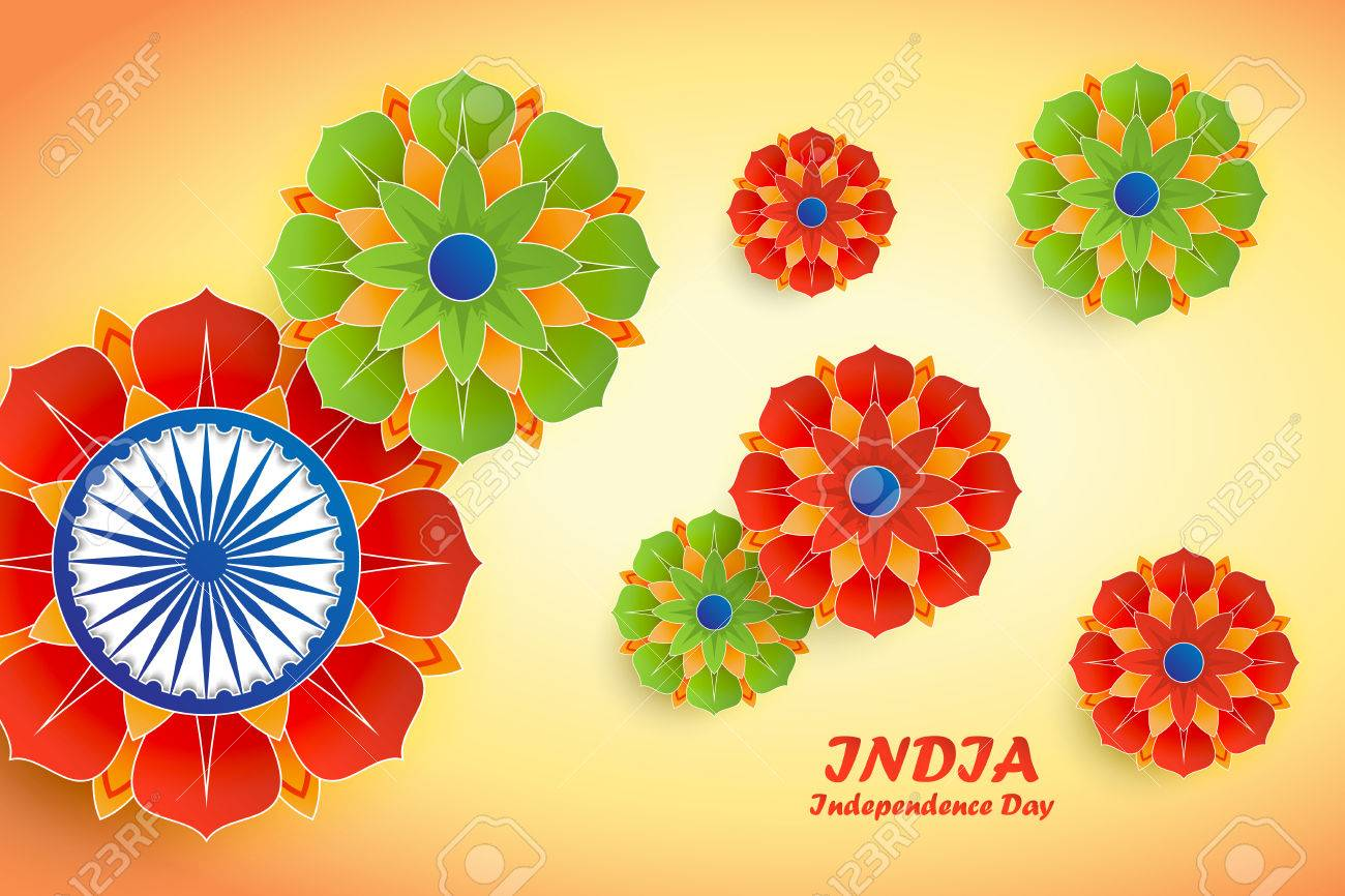 Happy Independence Day India 15th Of August Indian Independence