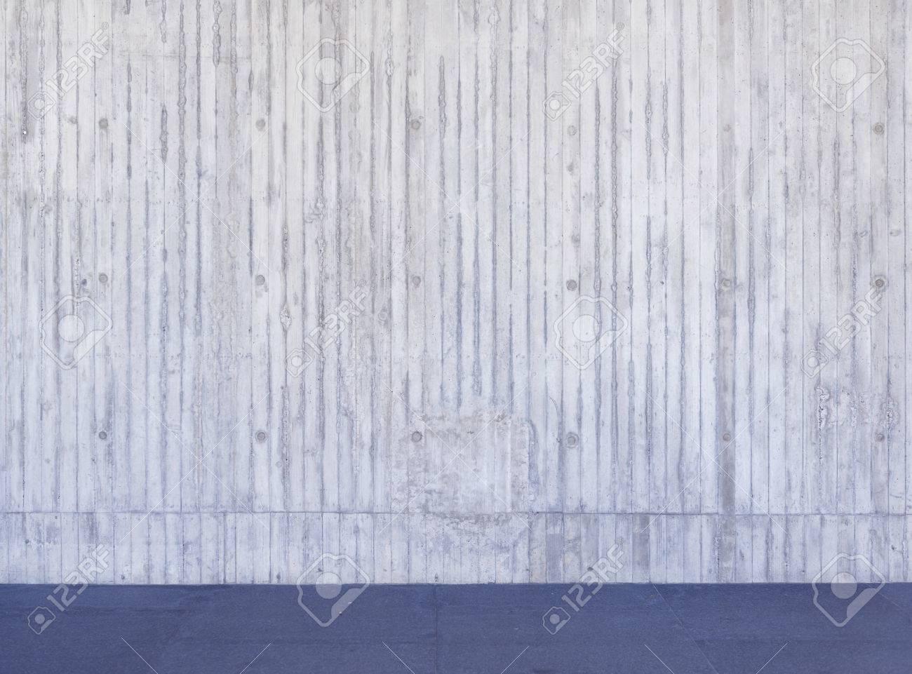 Sichtbetonwand Textur Hintergrund Lizenzfreie Fotos, Bilder Und ...