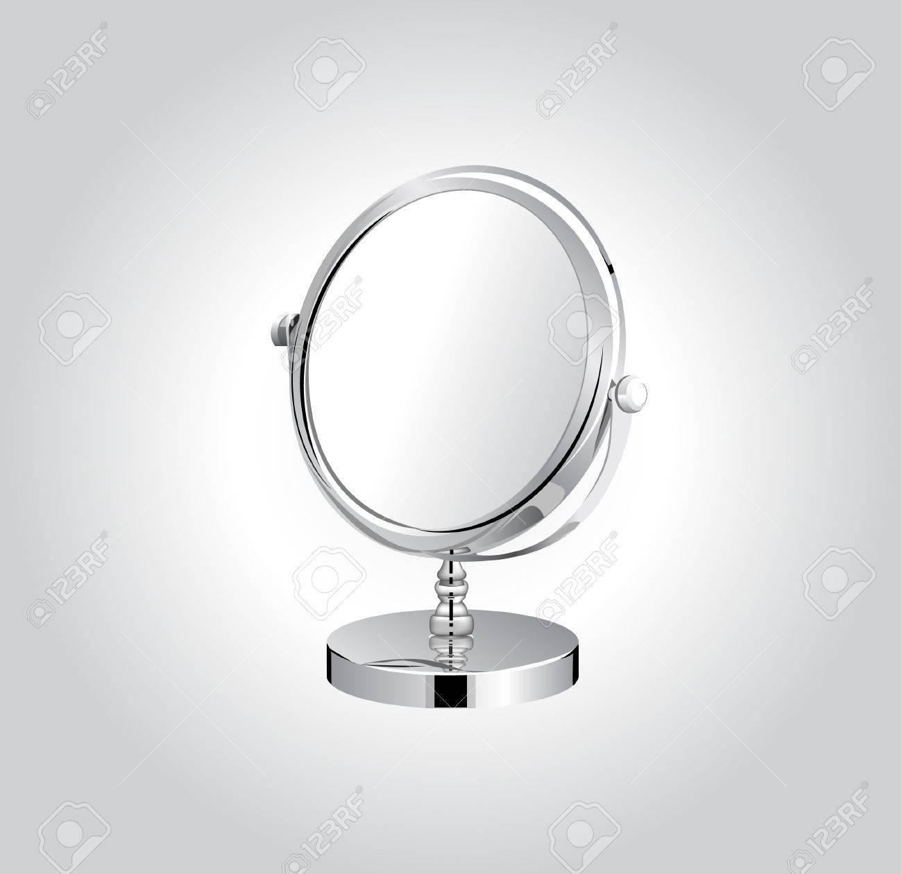 Vector make-up mirror Stock Vector - 12290633