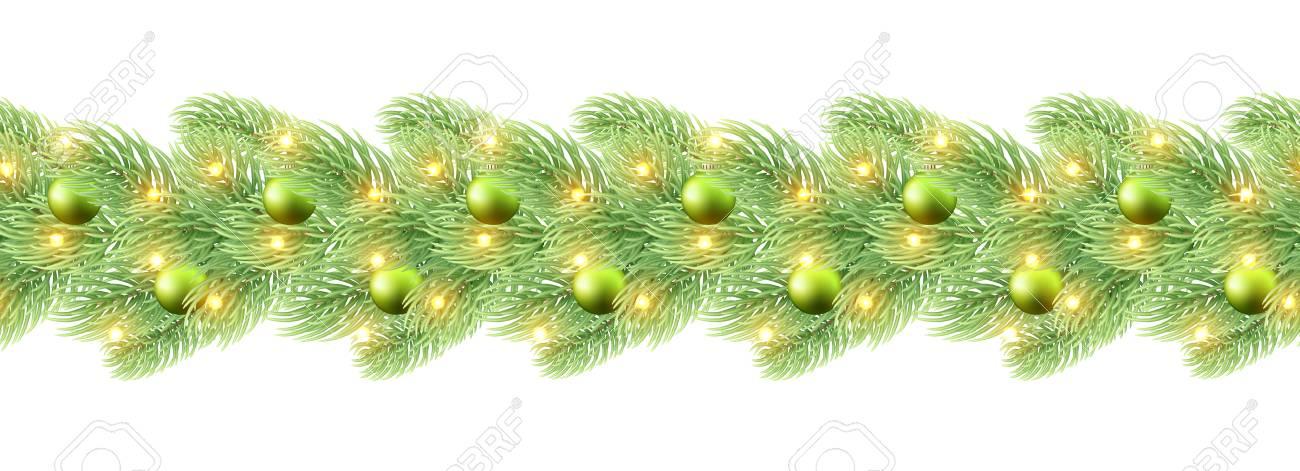 Guirnalda De Decoracion De Navidad Sin Problemas Guirnalda De - Guirnalda-navidad