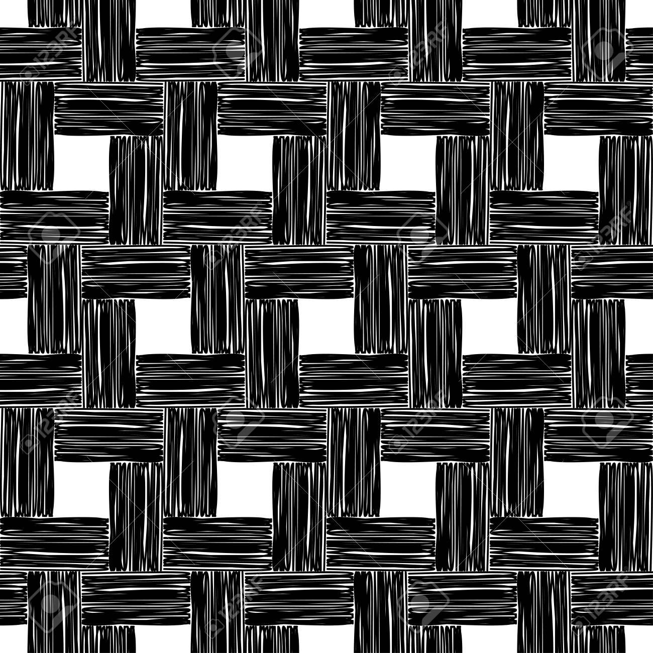 ef19f64b Blanco y negro pintado rayas patrón geométrico transparente . colores  brillantes y elegantes formas. patrones