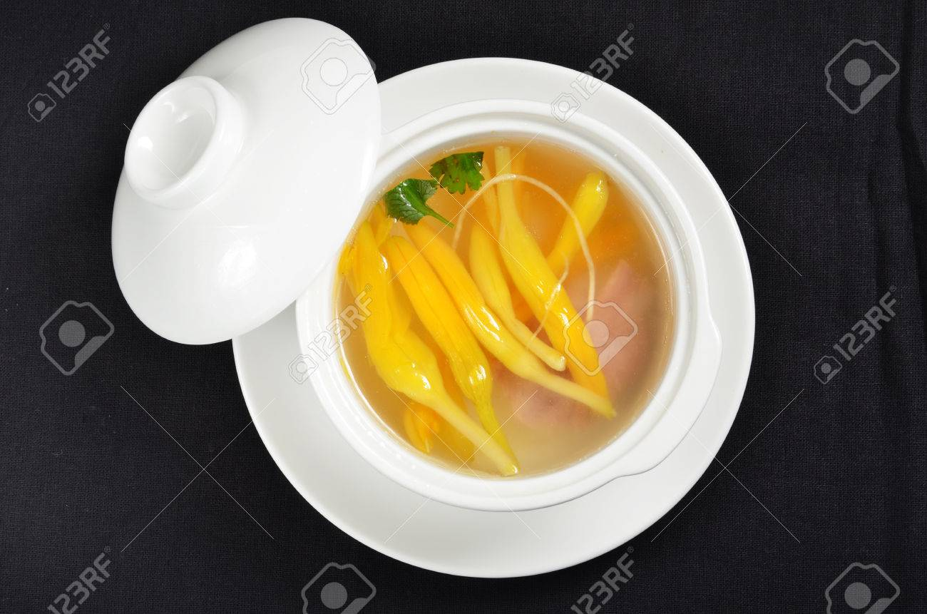 Lily flower and sparerib soup a popular taiwan food stock photo lily flower and sparerib soup a popular taiwan food stock photo 23840740 izmirmasajfo Gallery