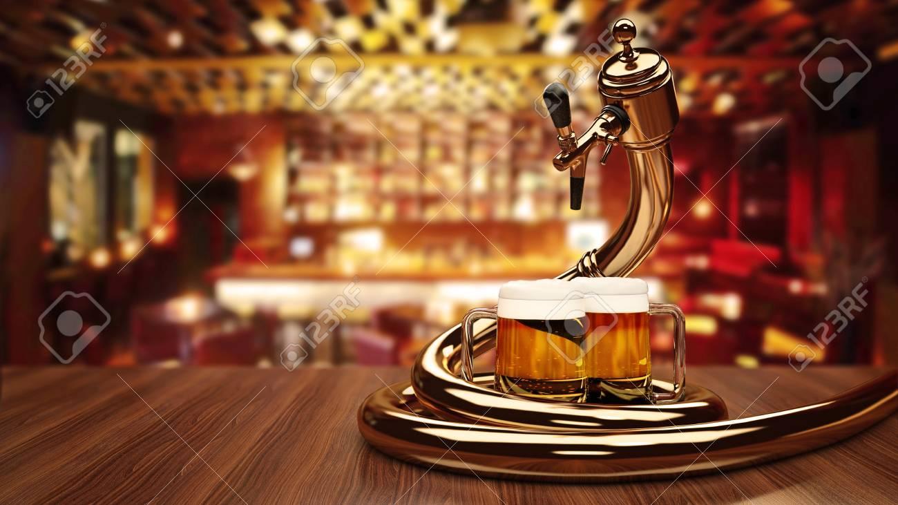 Beer dispenser Stock Photo - 17603034