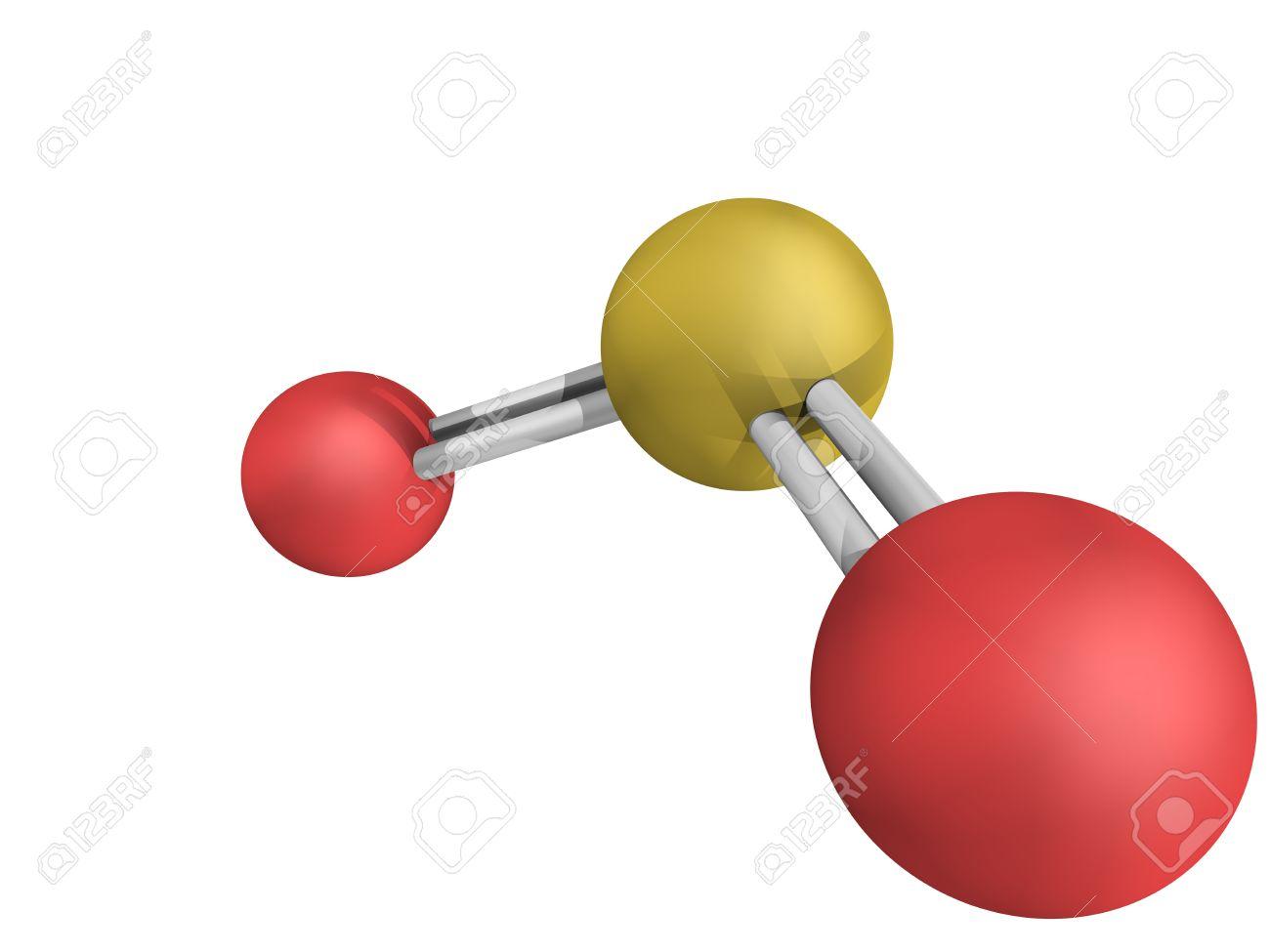 二酸化硫黄 (SO2 二酸化硫黄) の...