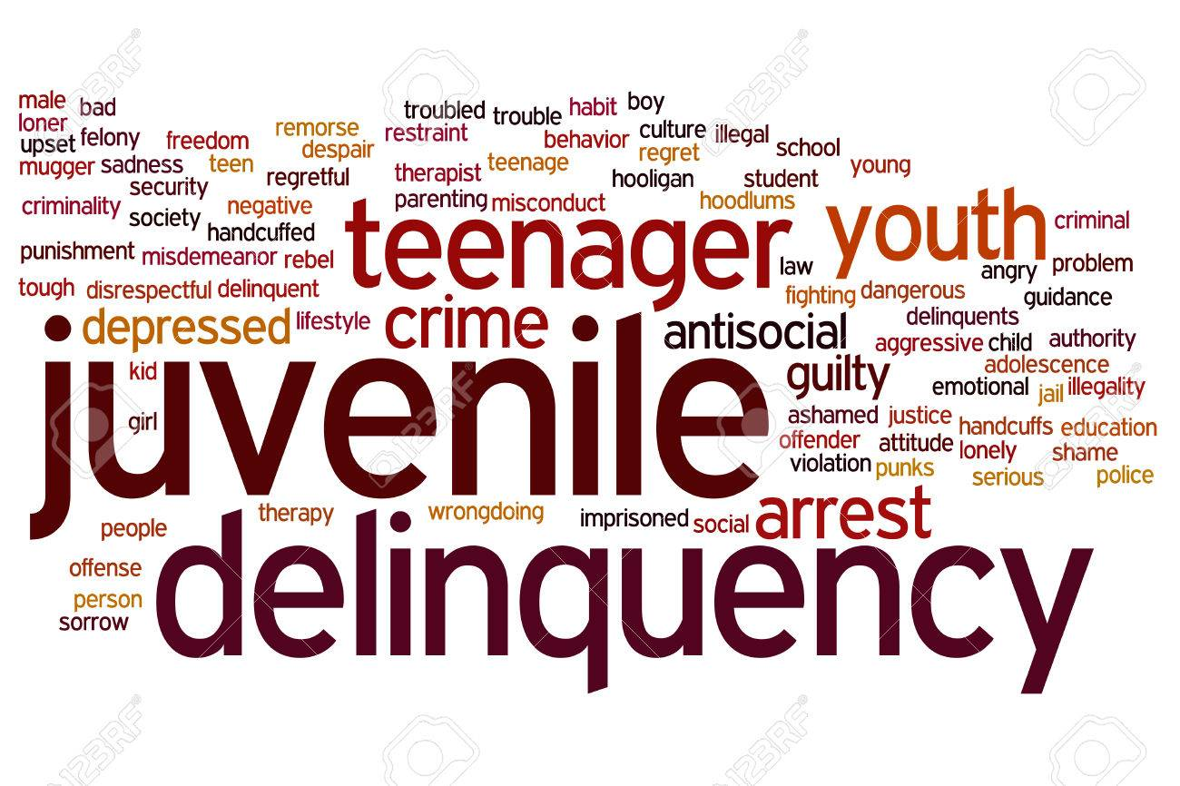 causes and effects of juvenile delinquency