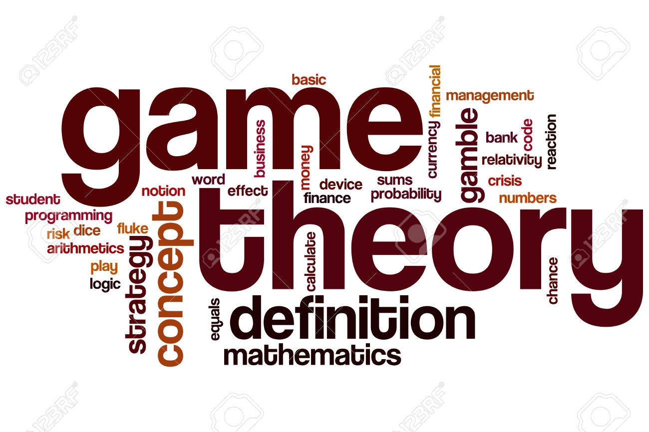 game theory project Game theory is mainly associated with program management and strategy formulation however, one of the techniques that is used here is familiar to project managers.