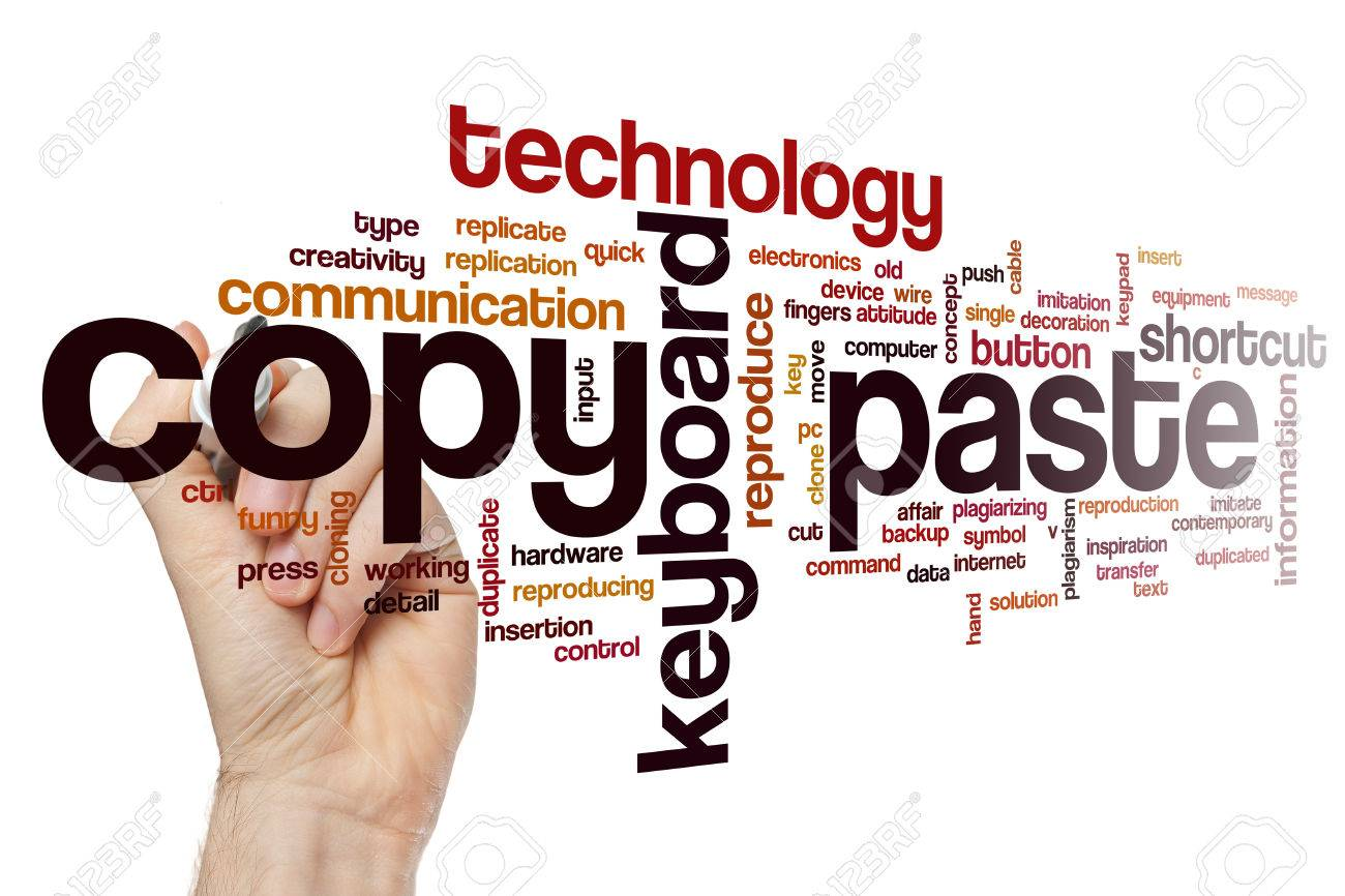 Copy paste word cloud stock photo picture and royalty free image copy paste word cloud stock photo 51515614 biocorpaavc Gallery