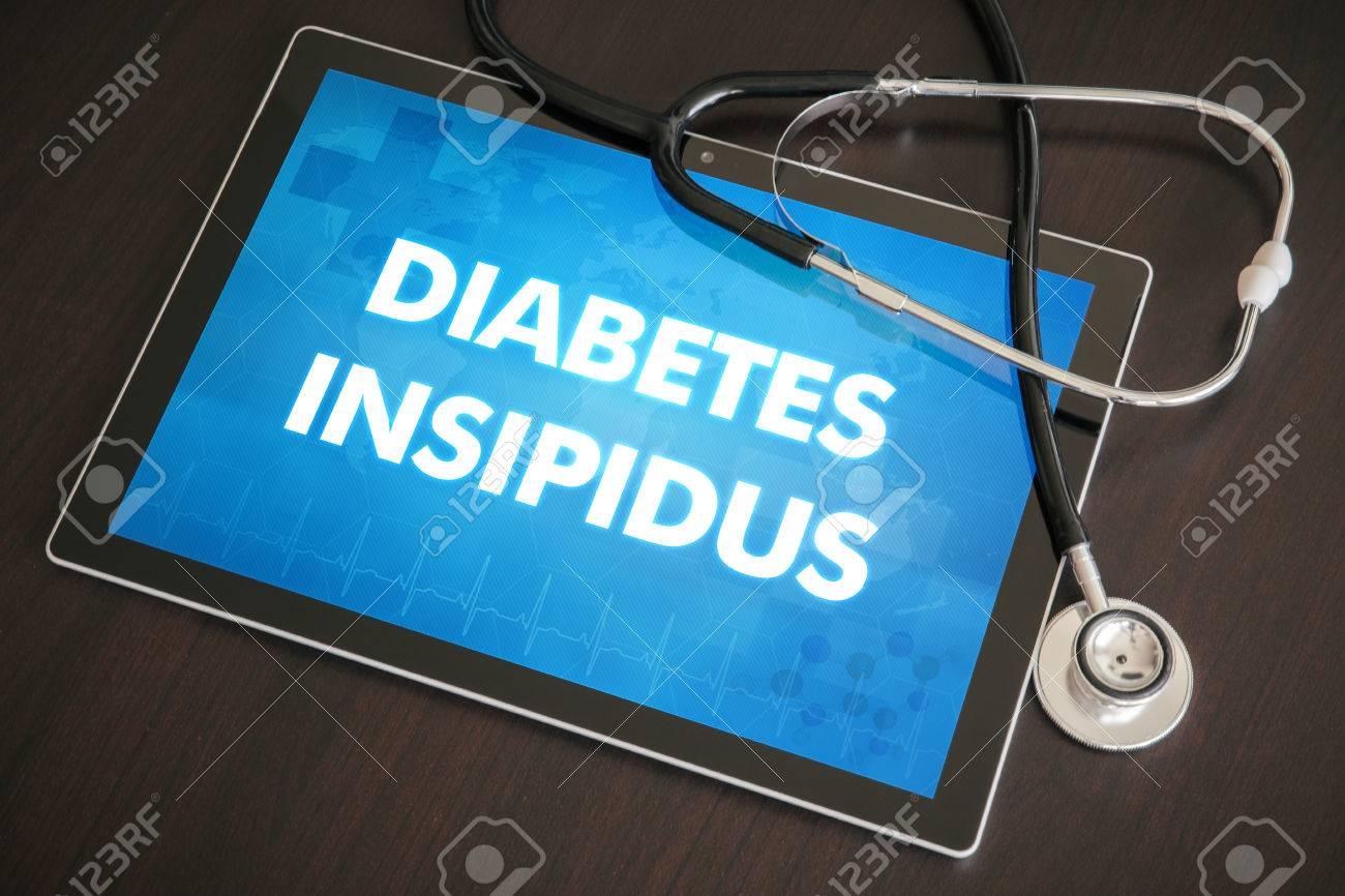 hipoglucemia y diabetes insípida