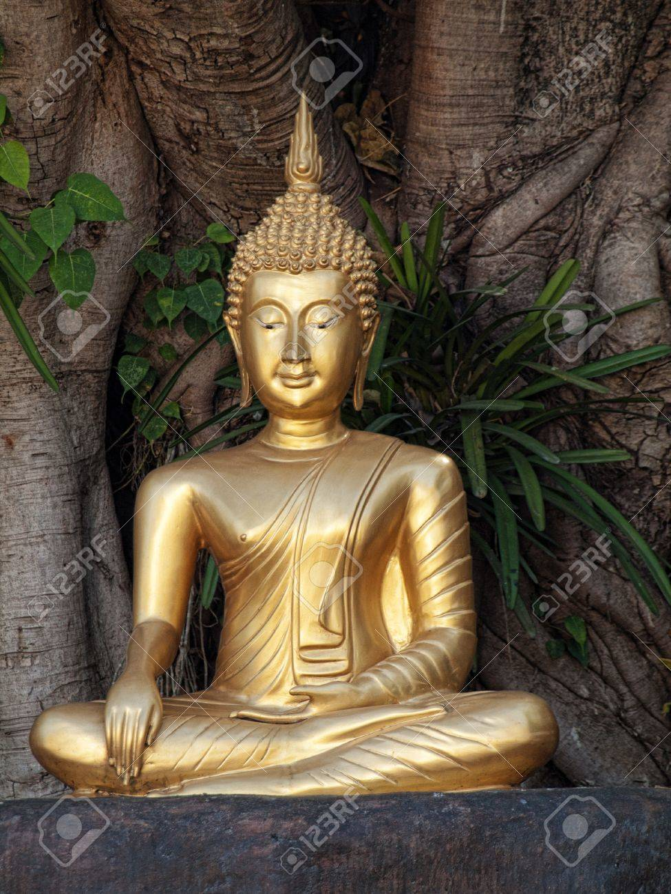 Goldenbuddha(28).jpg Stock Photo - 9130857