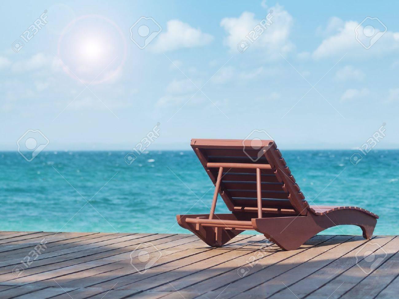Beach resort Stock Photo - 10365405