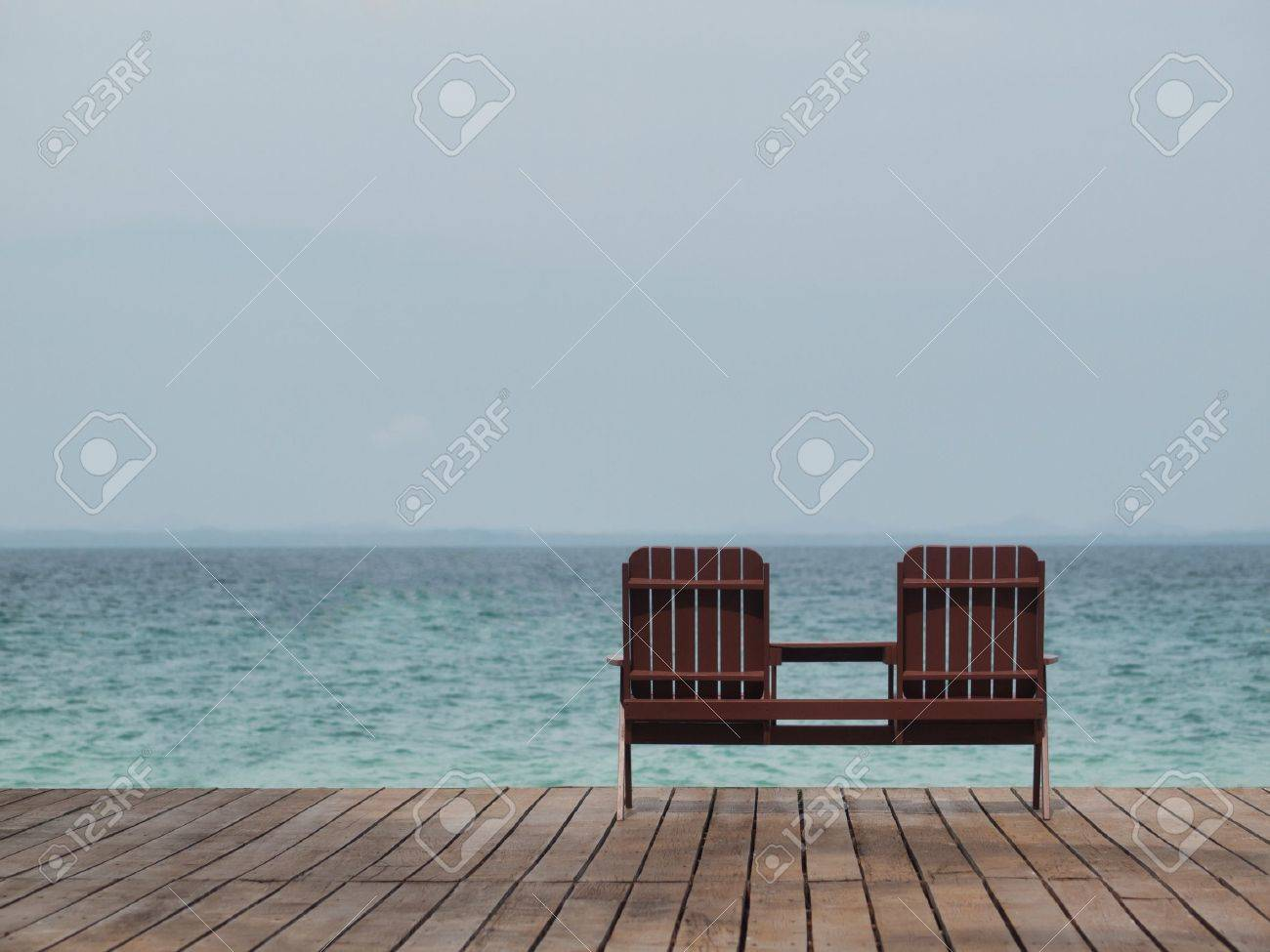 Beach resort Stock Photo - 10368517