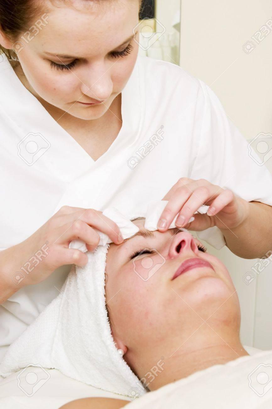 extracción facial