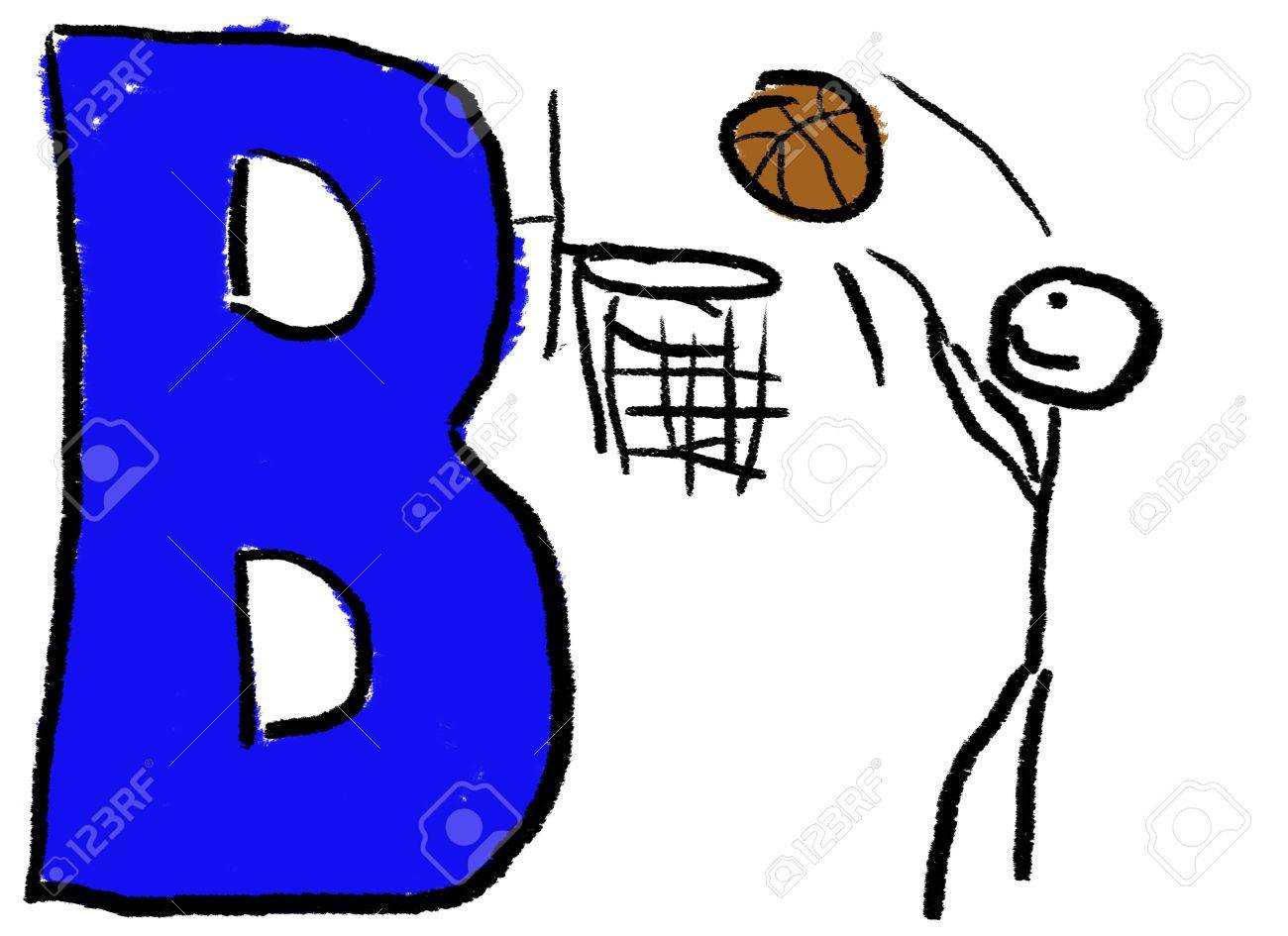 Image result for Letter B playing