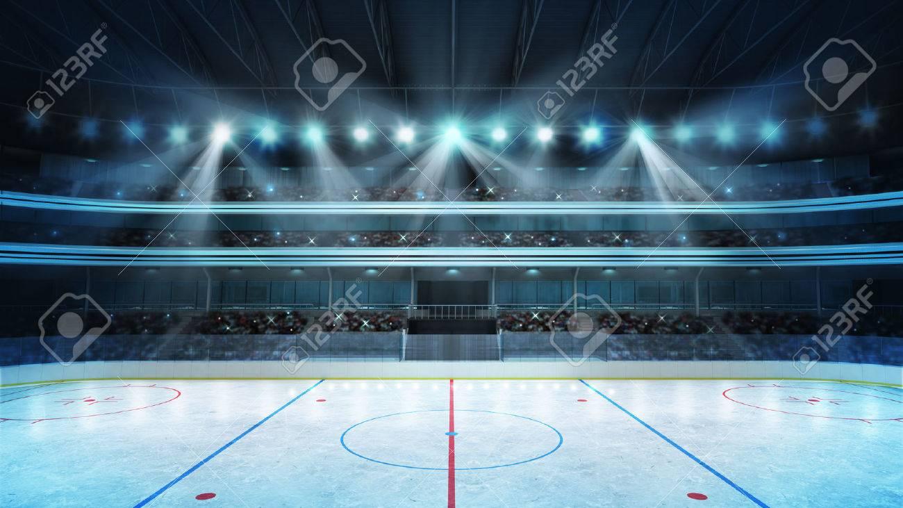sport arena rendering my own design Stock Photo - 39567670
