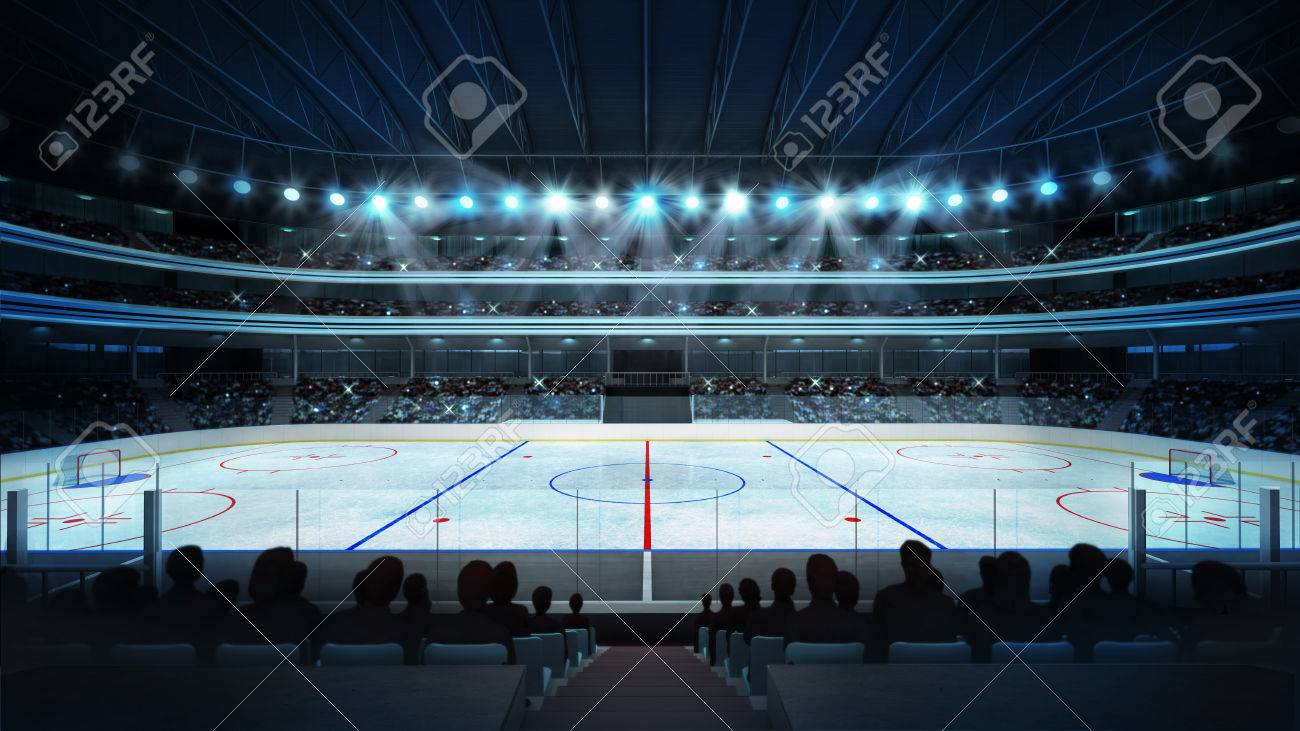 sport arena rendering my own design Stock Photo - 39567671