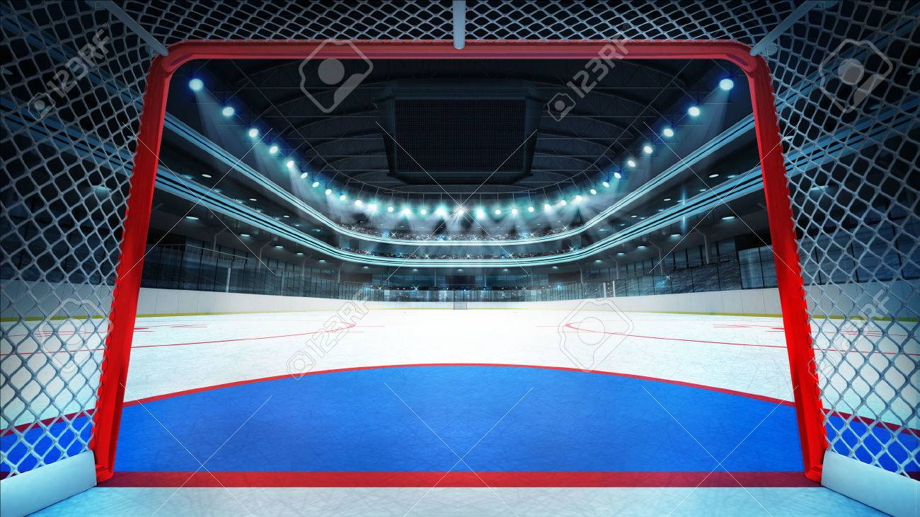sport arena rendering my own design Stock Photo - 39567668