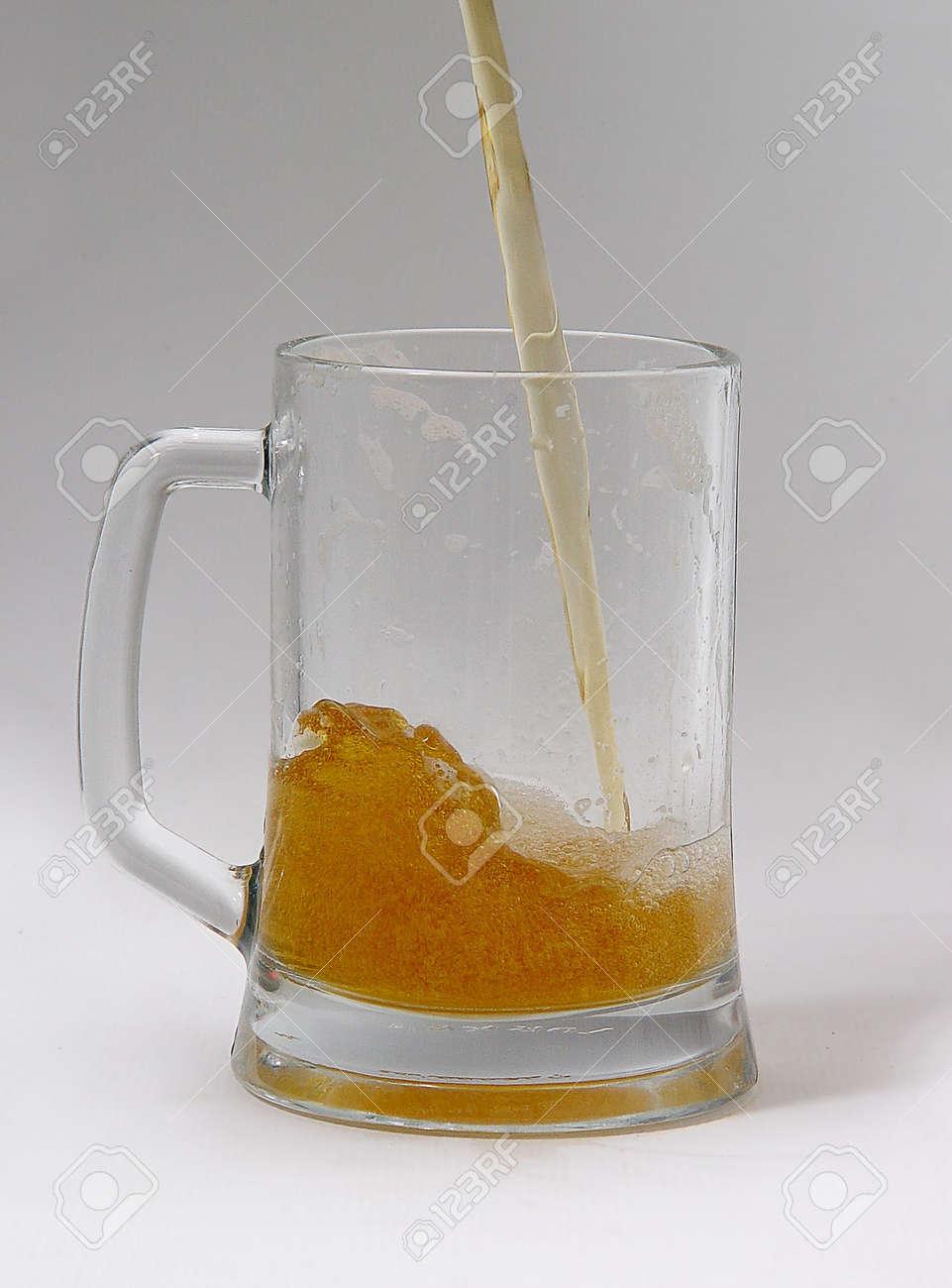 Beer mugs Stock Photo - 759683