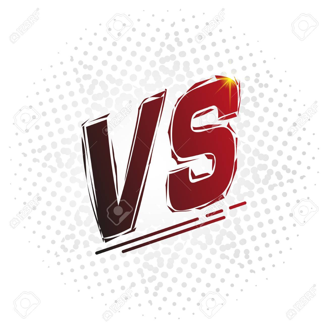 versus screen vs letters competition vs match game martial
