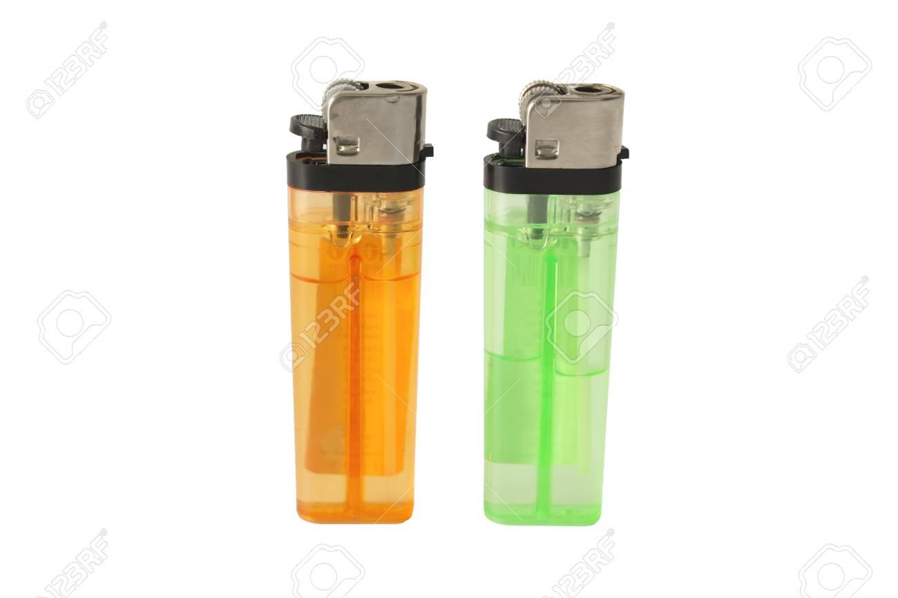 Clear Green Plastic