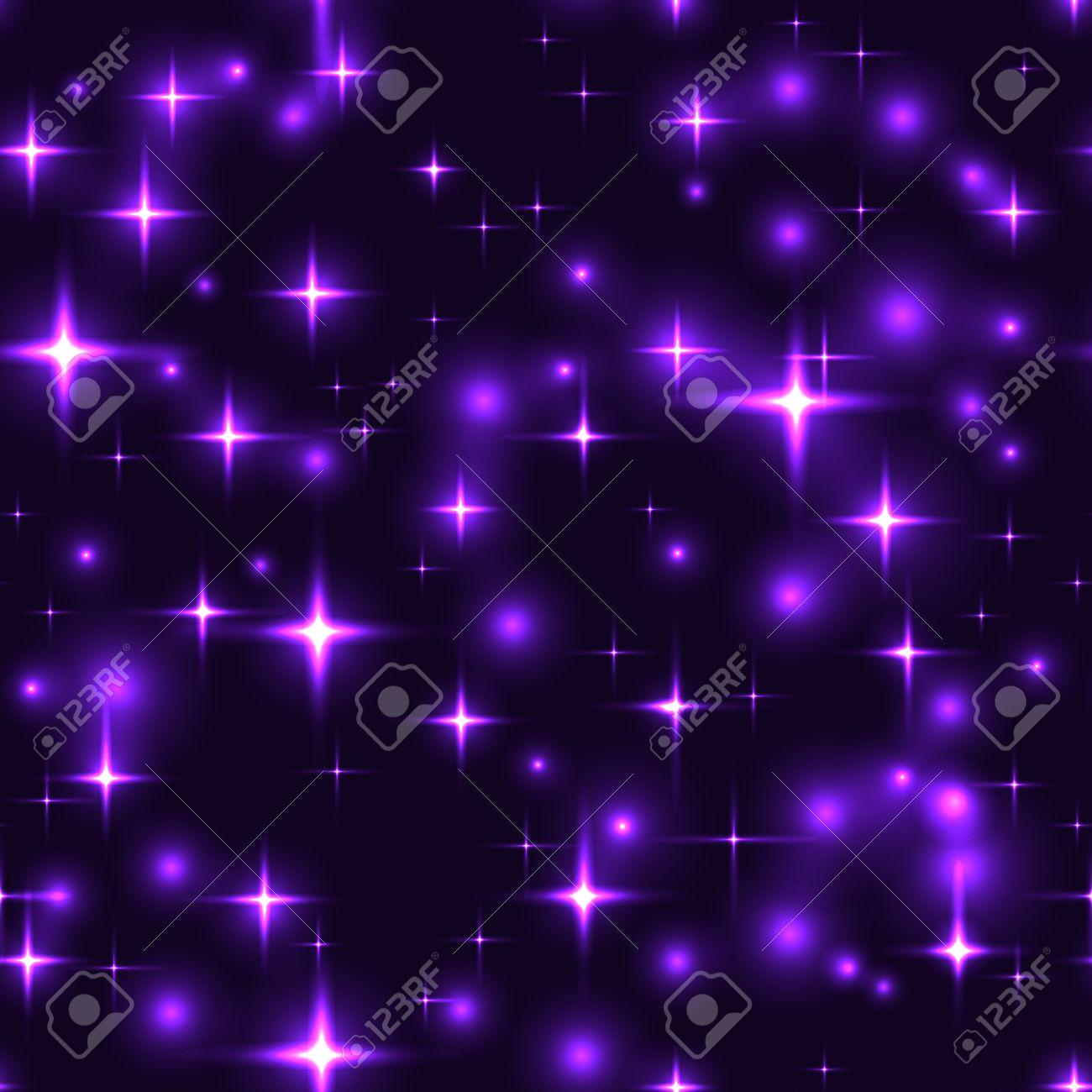 Superb purple stars dark seamless background gorgeous glittering superb purple stars dark seamless background gorgeous glittering seamless background with violet stars and blurs voltagebd Gallery