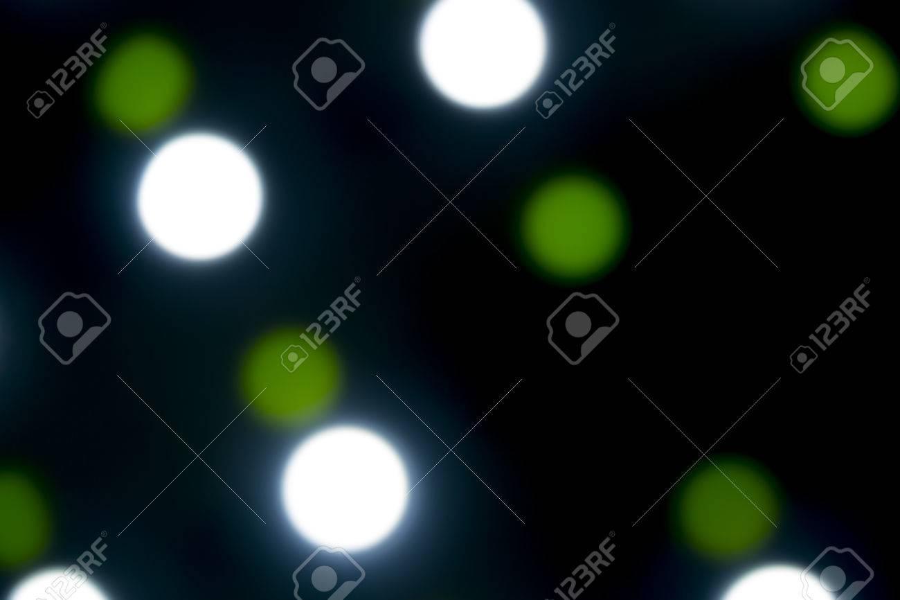 Led Licht Schoenen : Verschiedene farbige led lichter unscharf geschossen um einen